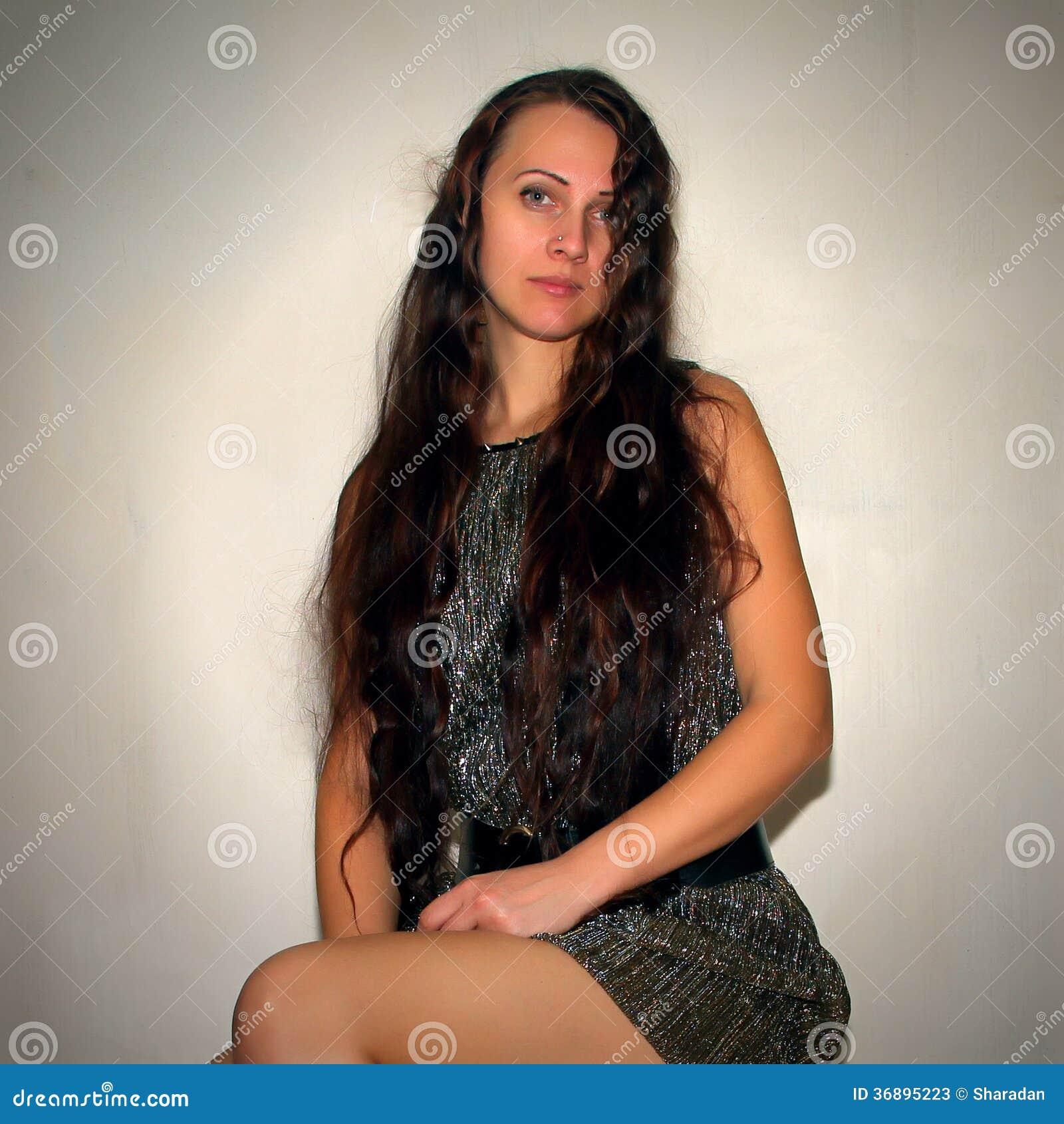 Download Bella ragazza immagine stock. Immagine di bellezza, naughty - 36895223
