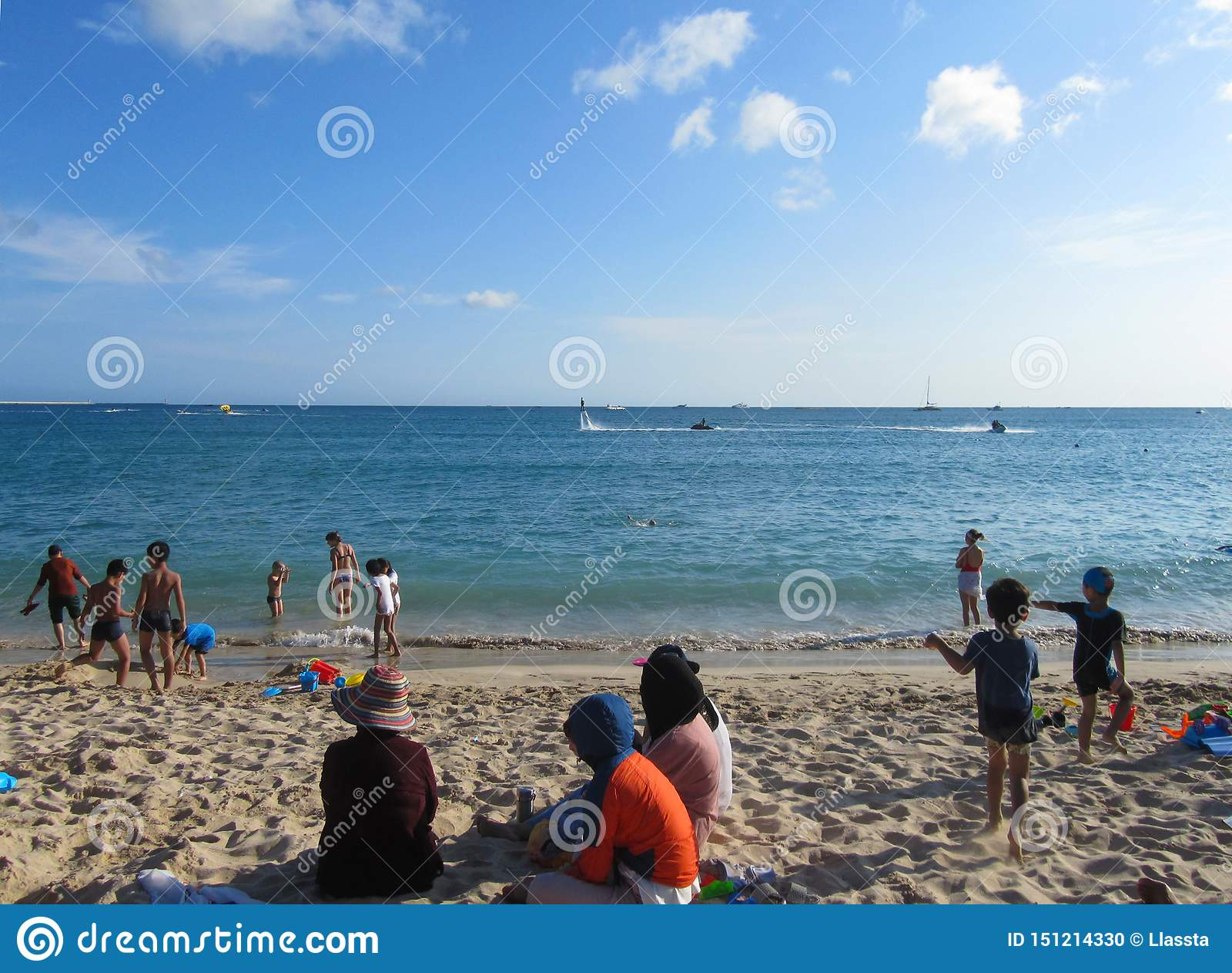 Bella spiaggia E