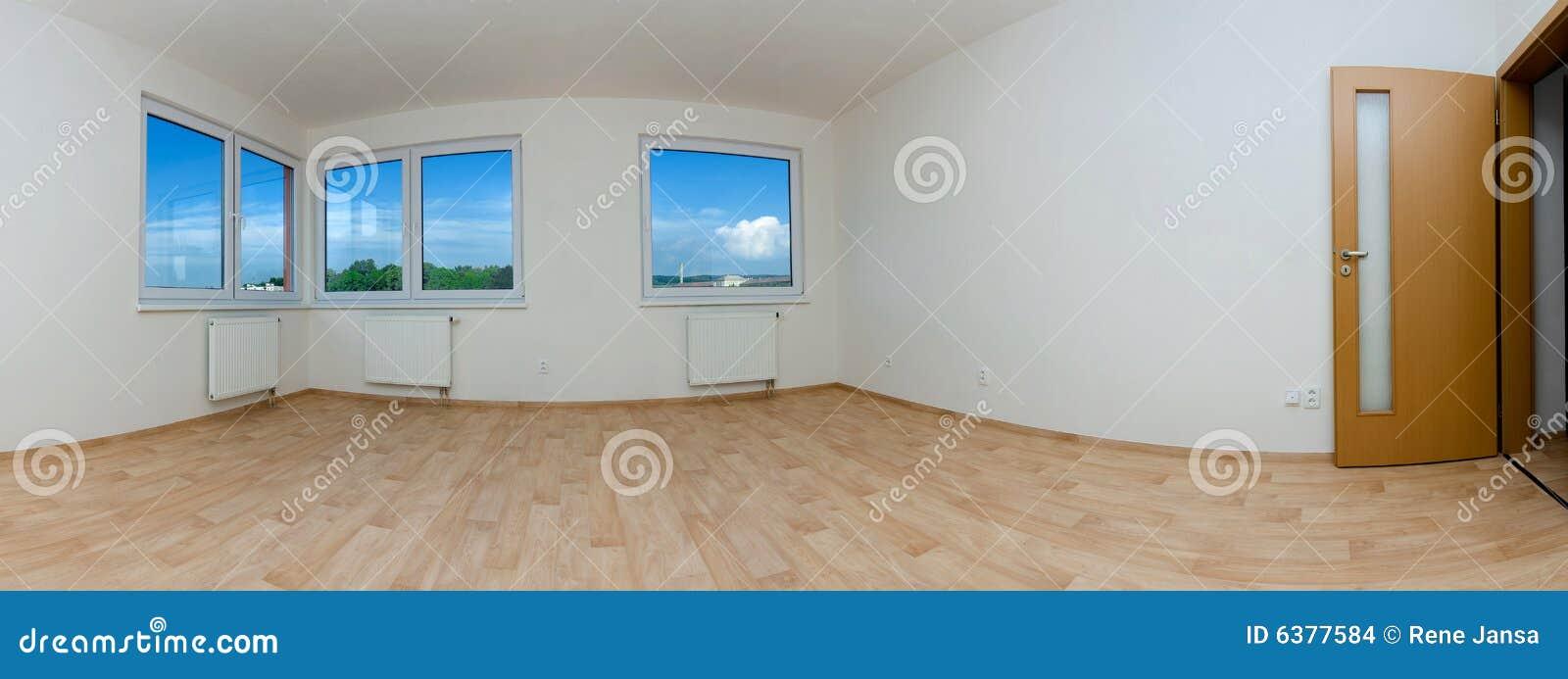bella stanza vuota immagini stock immagine 6377584