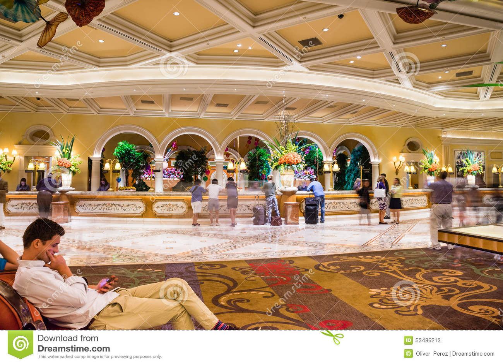 casino lobby | Euro Palace Casino Blog