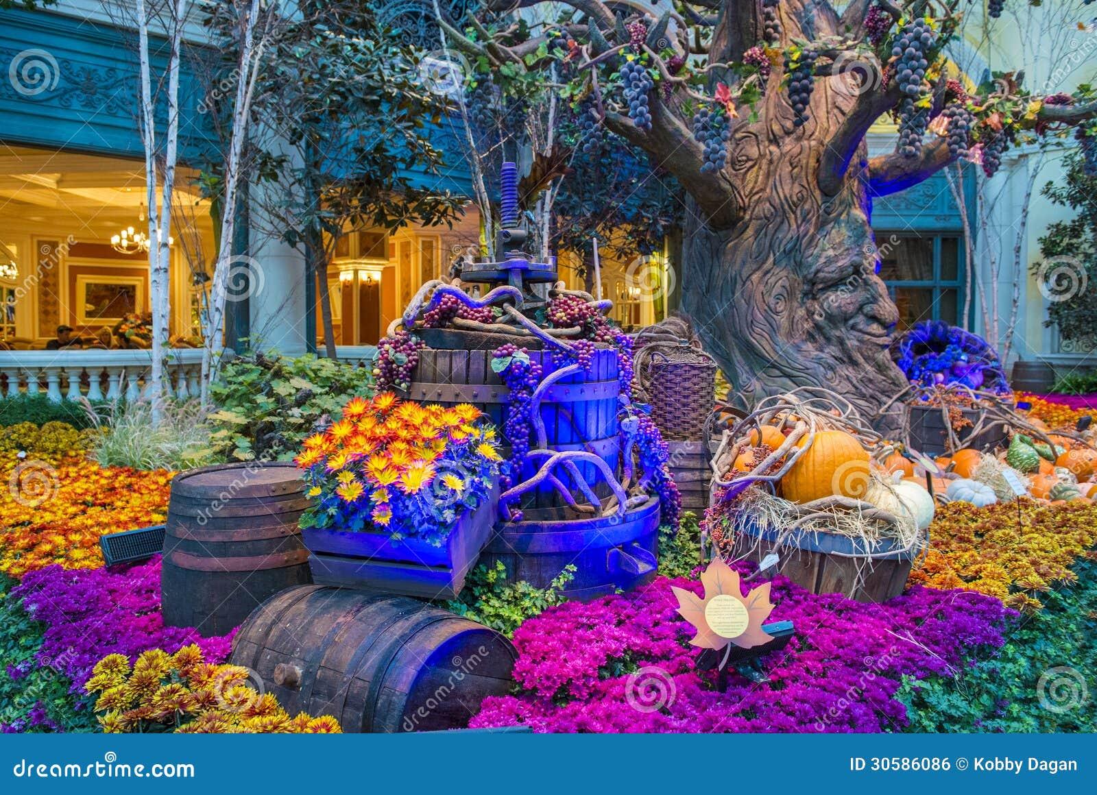 Bellagio Hotel Conservatory U0026 Botanical Gardens