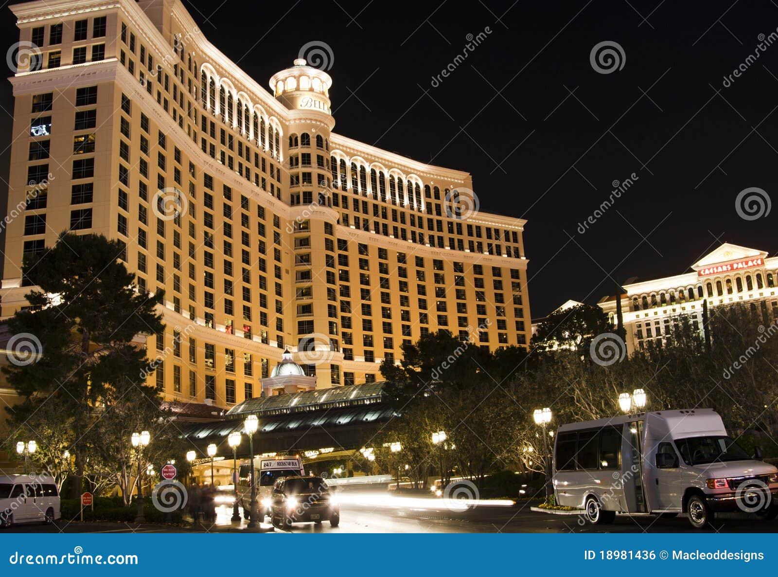 Bellagio kasyna hotel