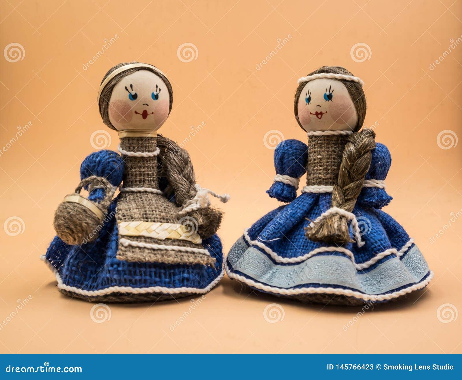 Bellarusianpoppen, speelgoed