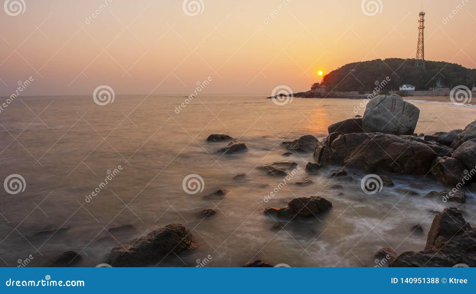 Belle île de Nanao