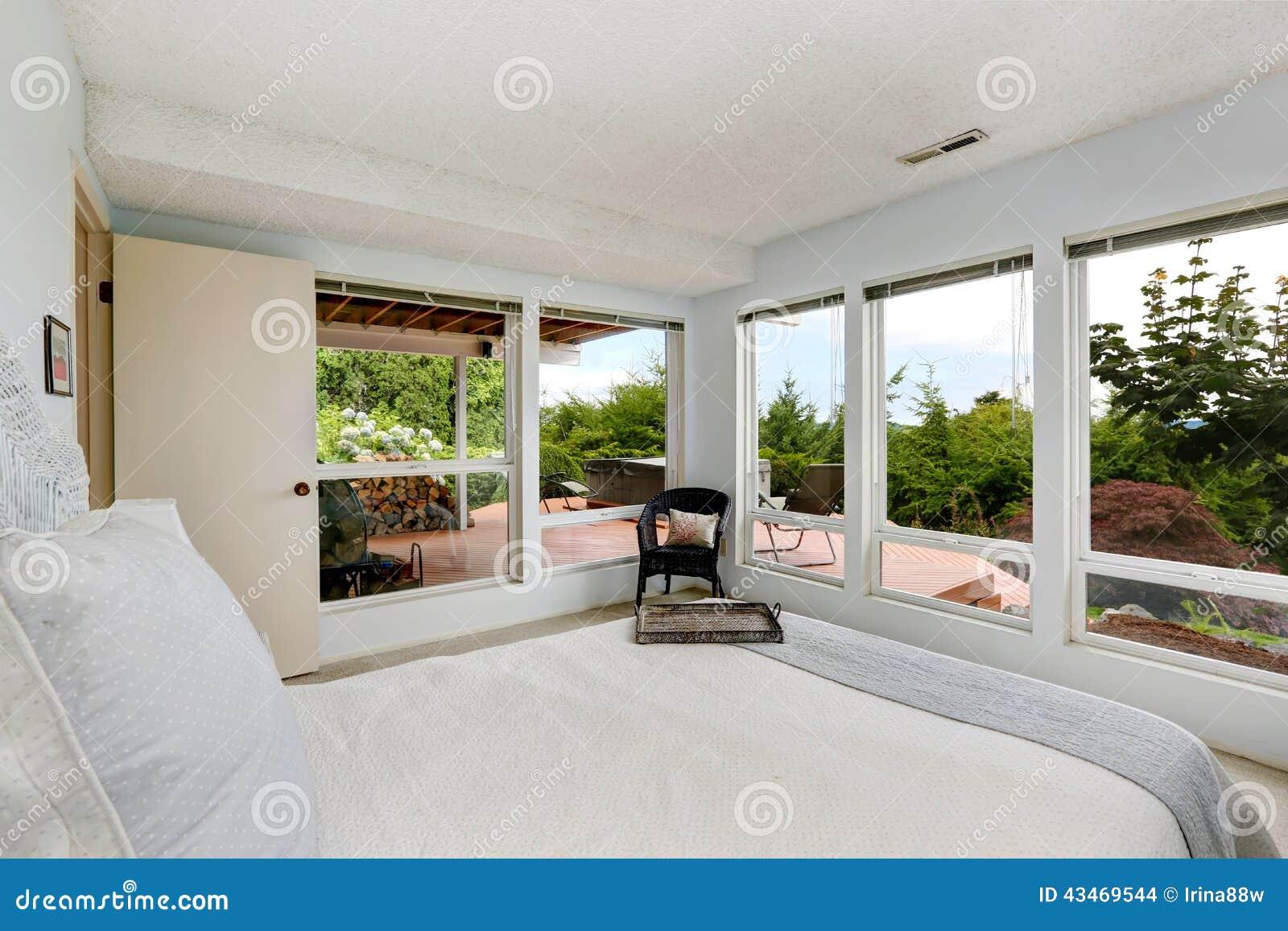 Belle chambre romantique - Belle chambre blanche ...