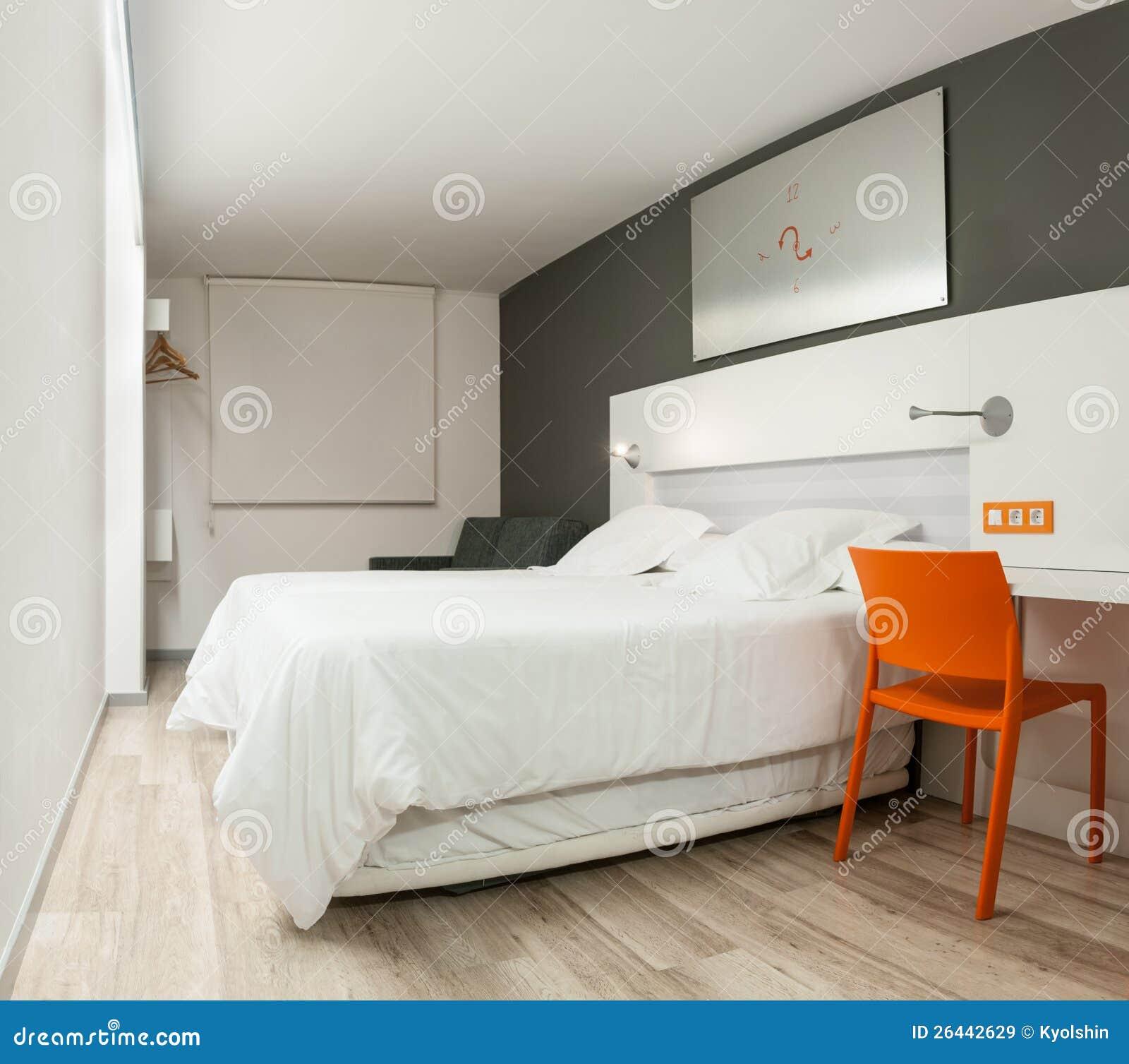 Belle chambre d 39 h tel avec la conception moderne images libres de droits image 26442629 - Belle chambre moderne ...