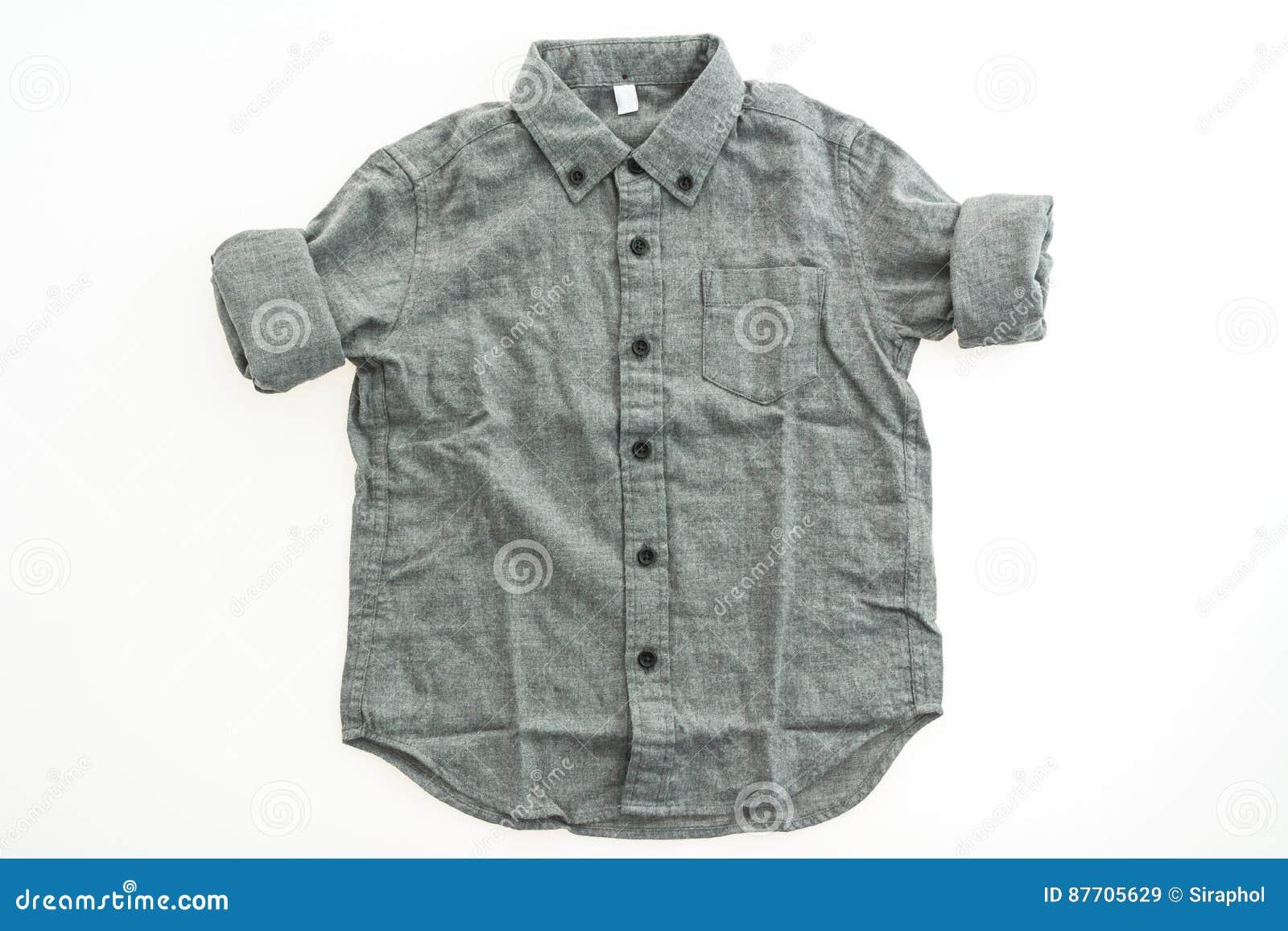 Belle chemise de mode d hommes