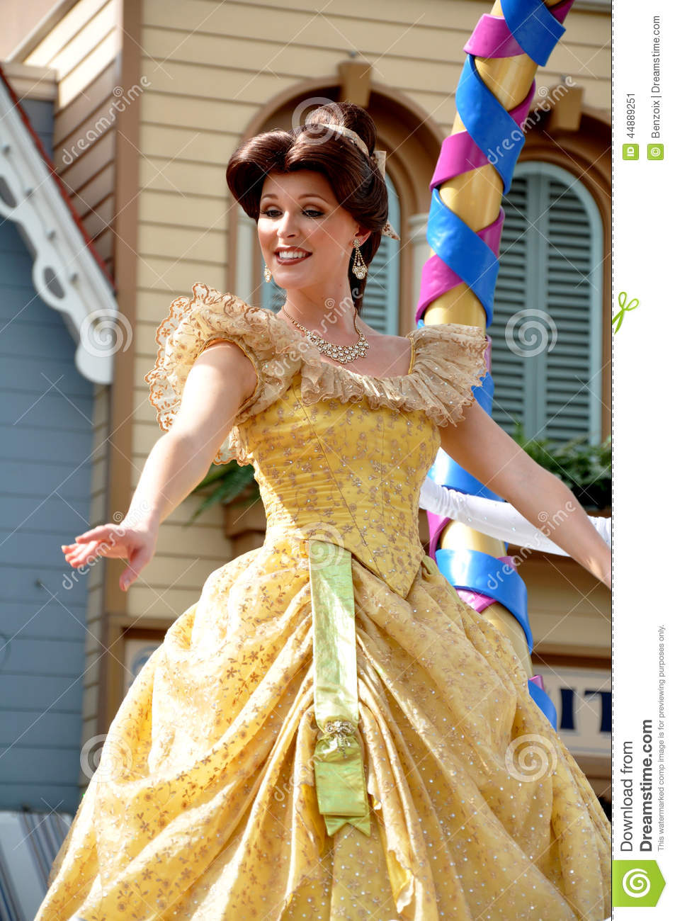 Belle From In Beauty And The Beast, The Intelligent And Lovely Belle Has  Dreams U2013 And They Donu0027t Include Living In A Small French Village Forever.