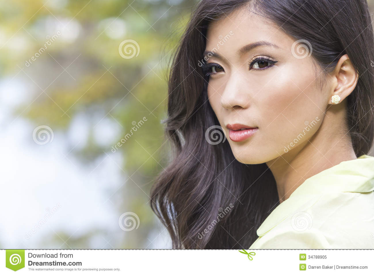 belle fille asiatique lorient