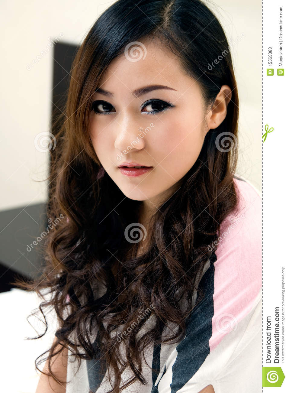 belle fille chinoise