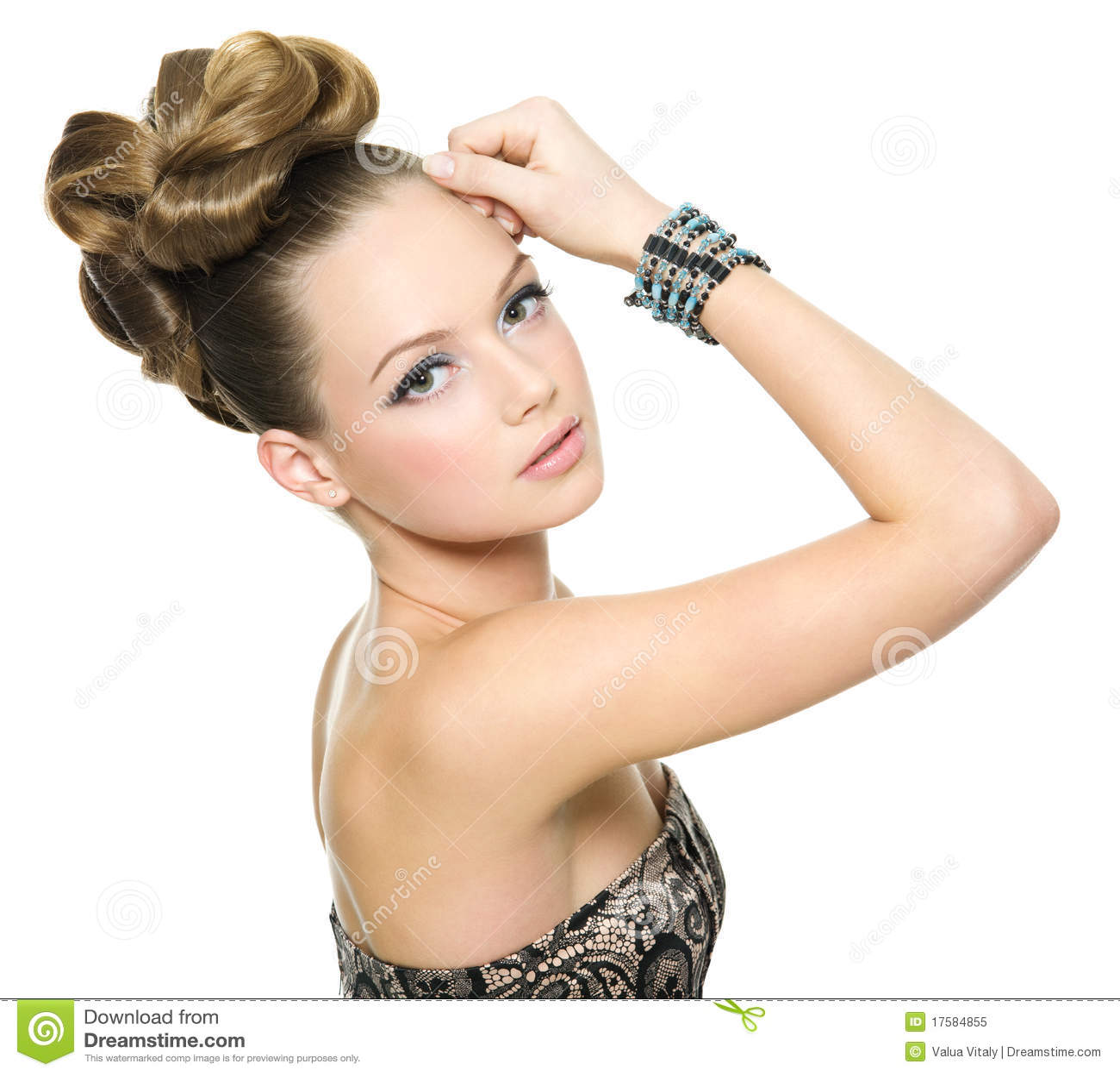 Belles stars de l'adolescence