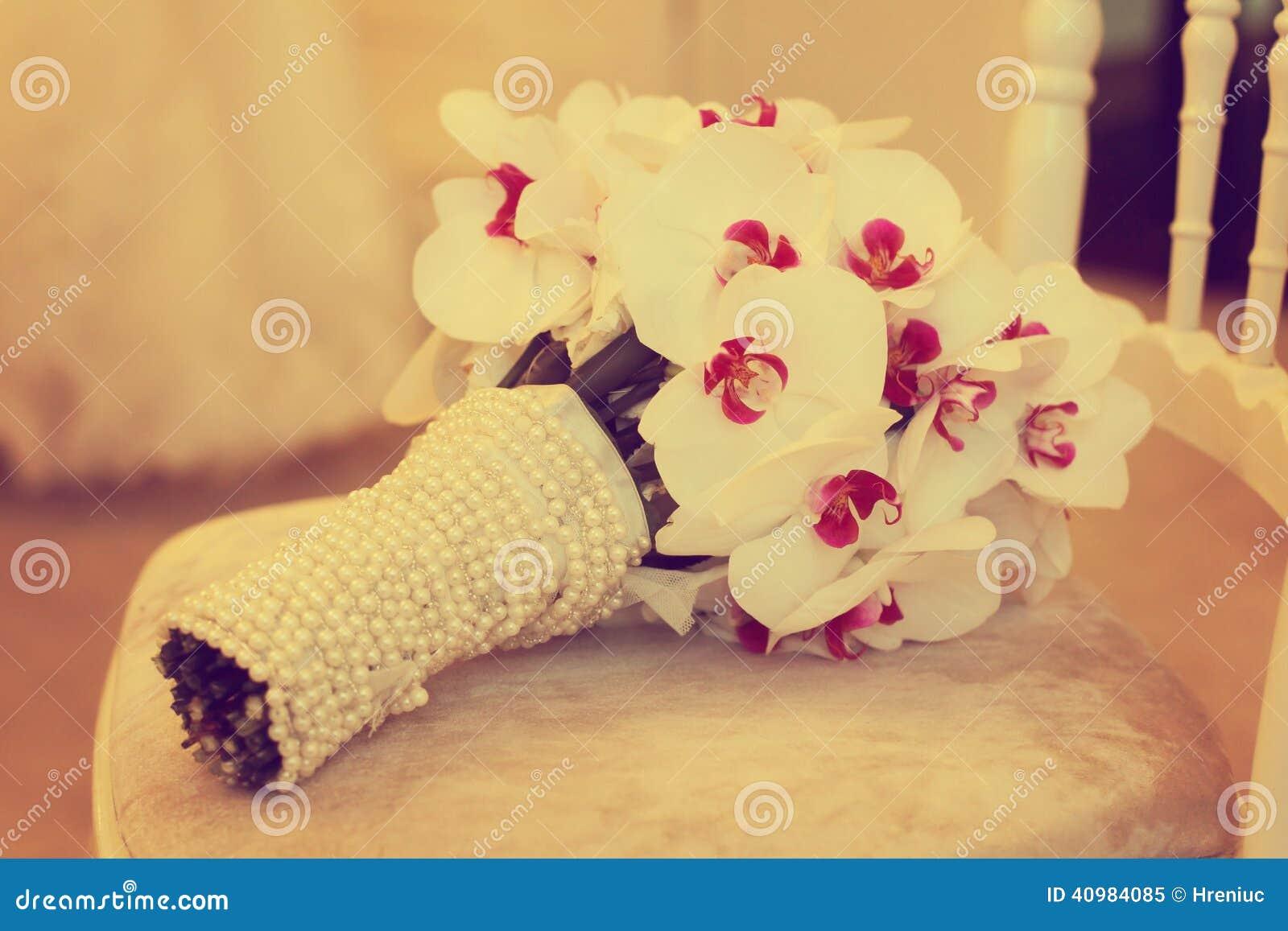 Belle Fleur De Disposition De Decoration De Bouquet De Mariage D