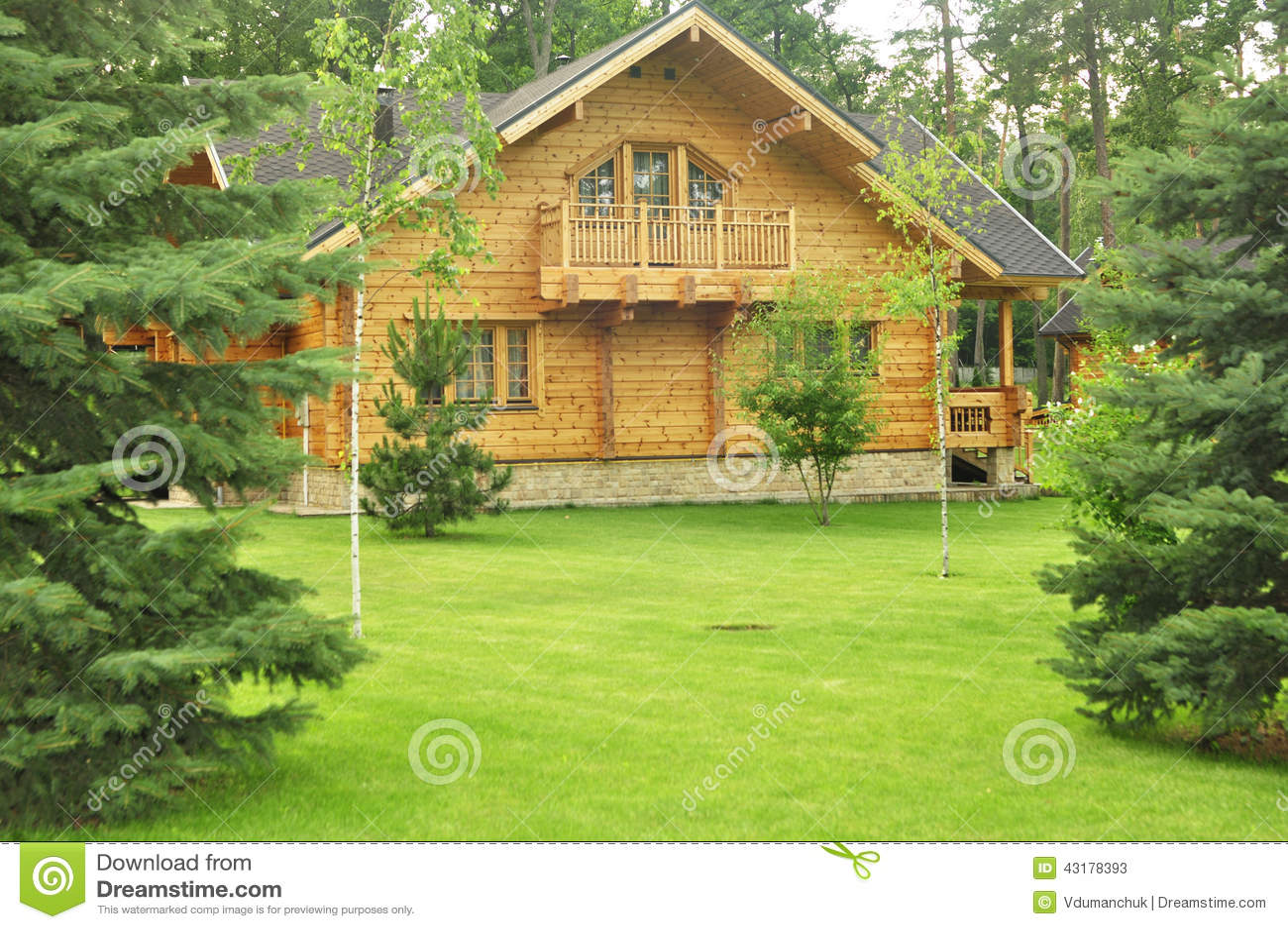 Belle maison en bois maison moderne - Les plus belles maisons en bois ...