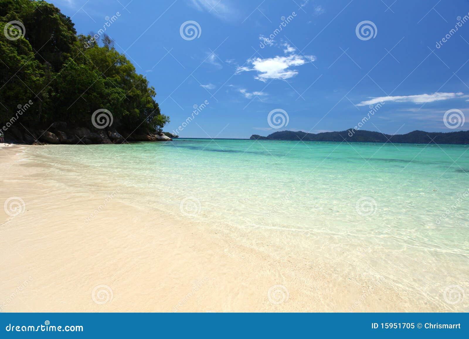 borneo plage