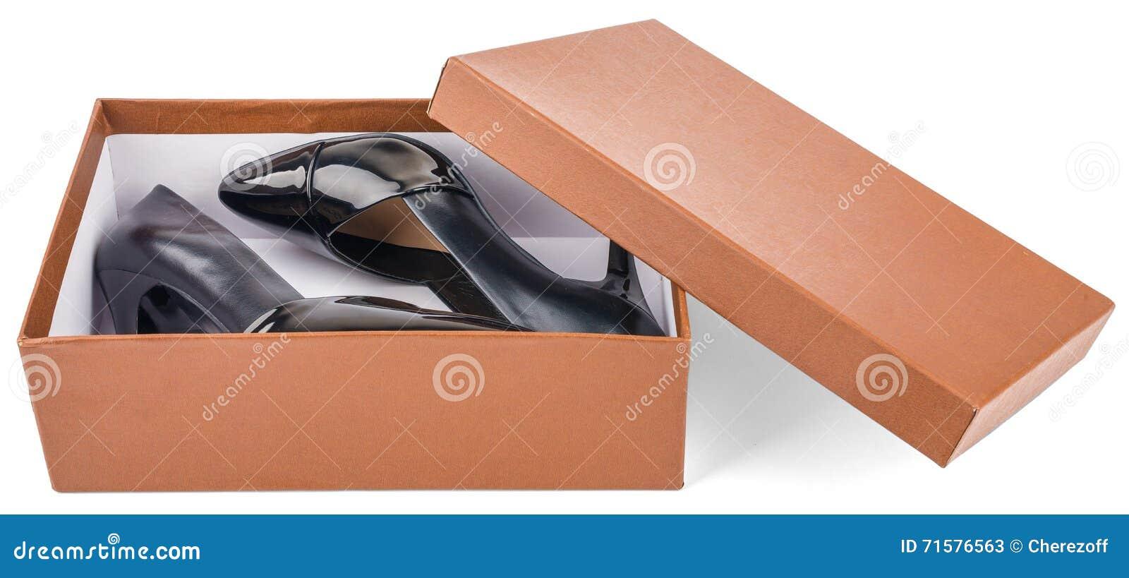 In Tacchi Delle Donne Sui Alti Scatola Scarpe Classiche Belle tqXxE0vx 102855332dc