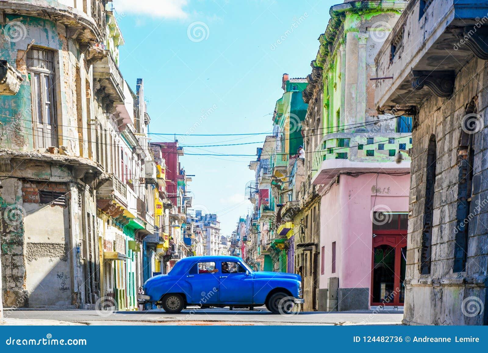 Belle vieille la Havane