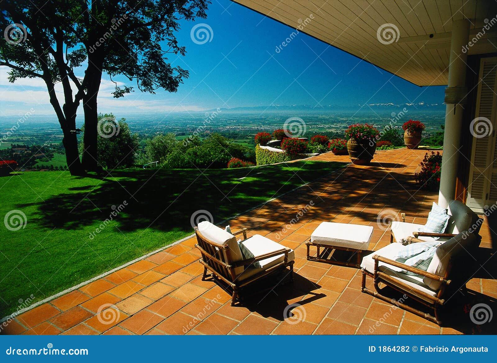 Belle villa rêveuse
