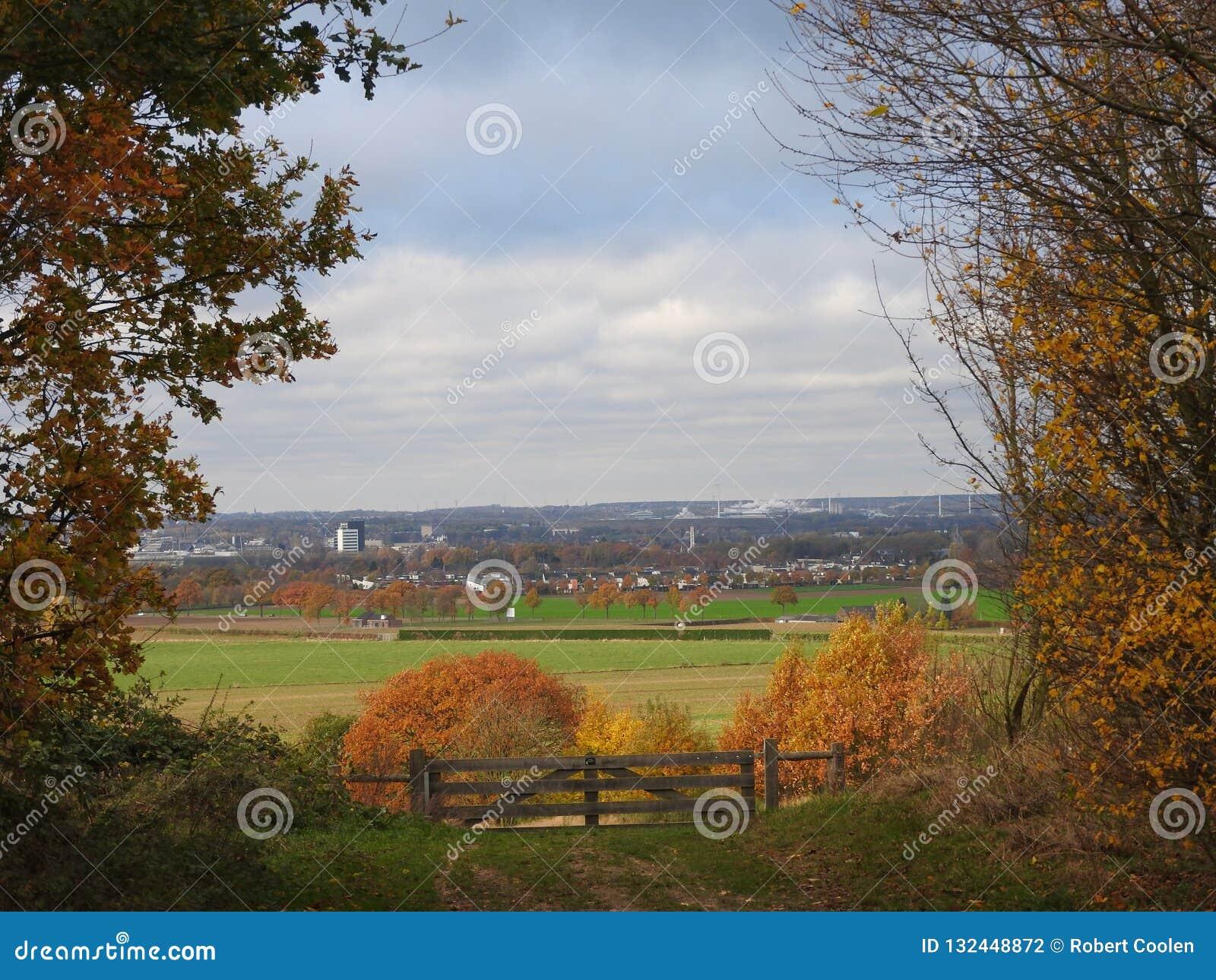 Belle vue à Maastricht Pays-Bas