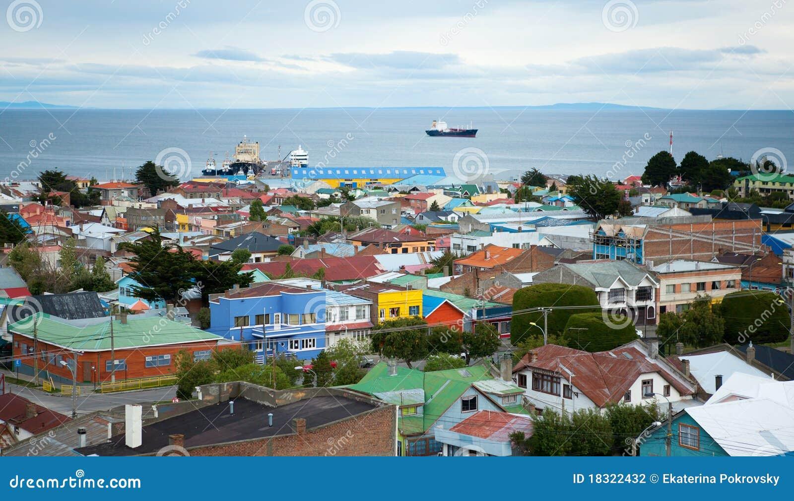 Belle vue des arènes de Punta