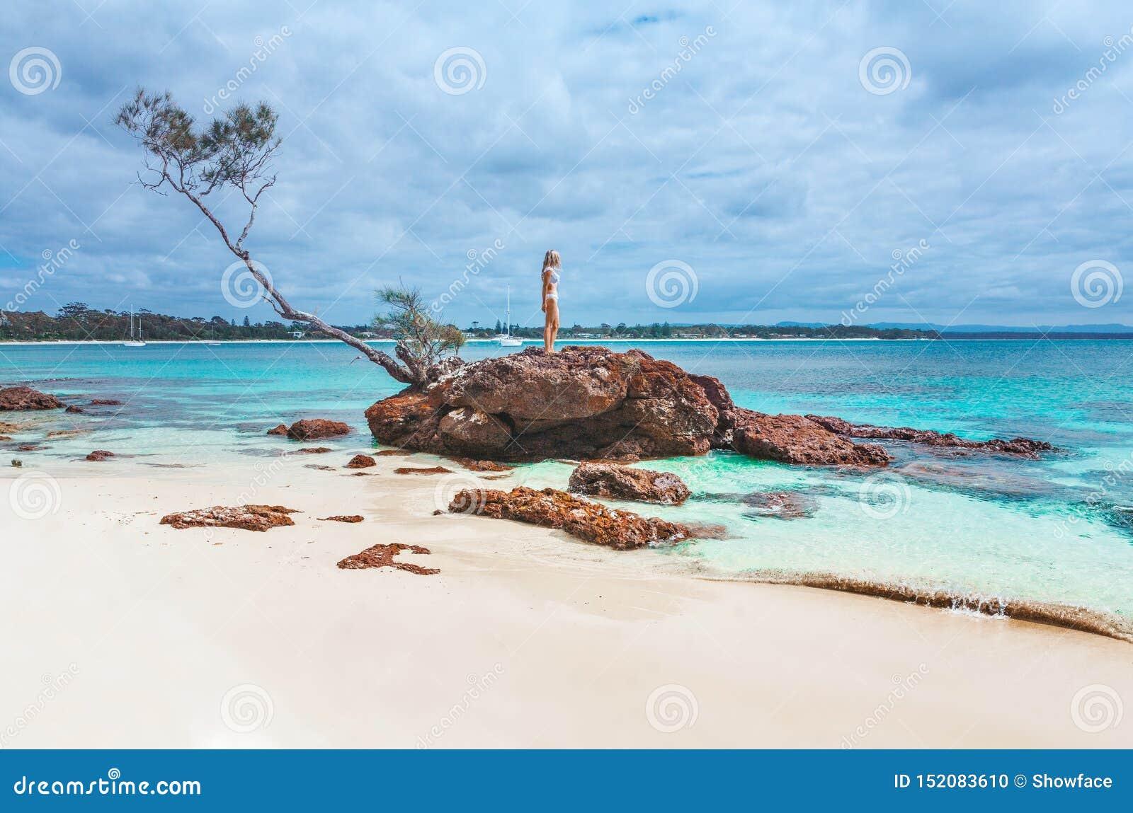 Belles plages idylliques