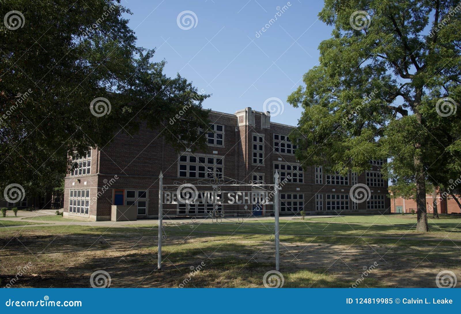 Bellevue学校,孟菲斯,田纳西