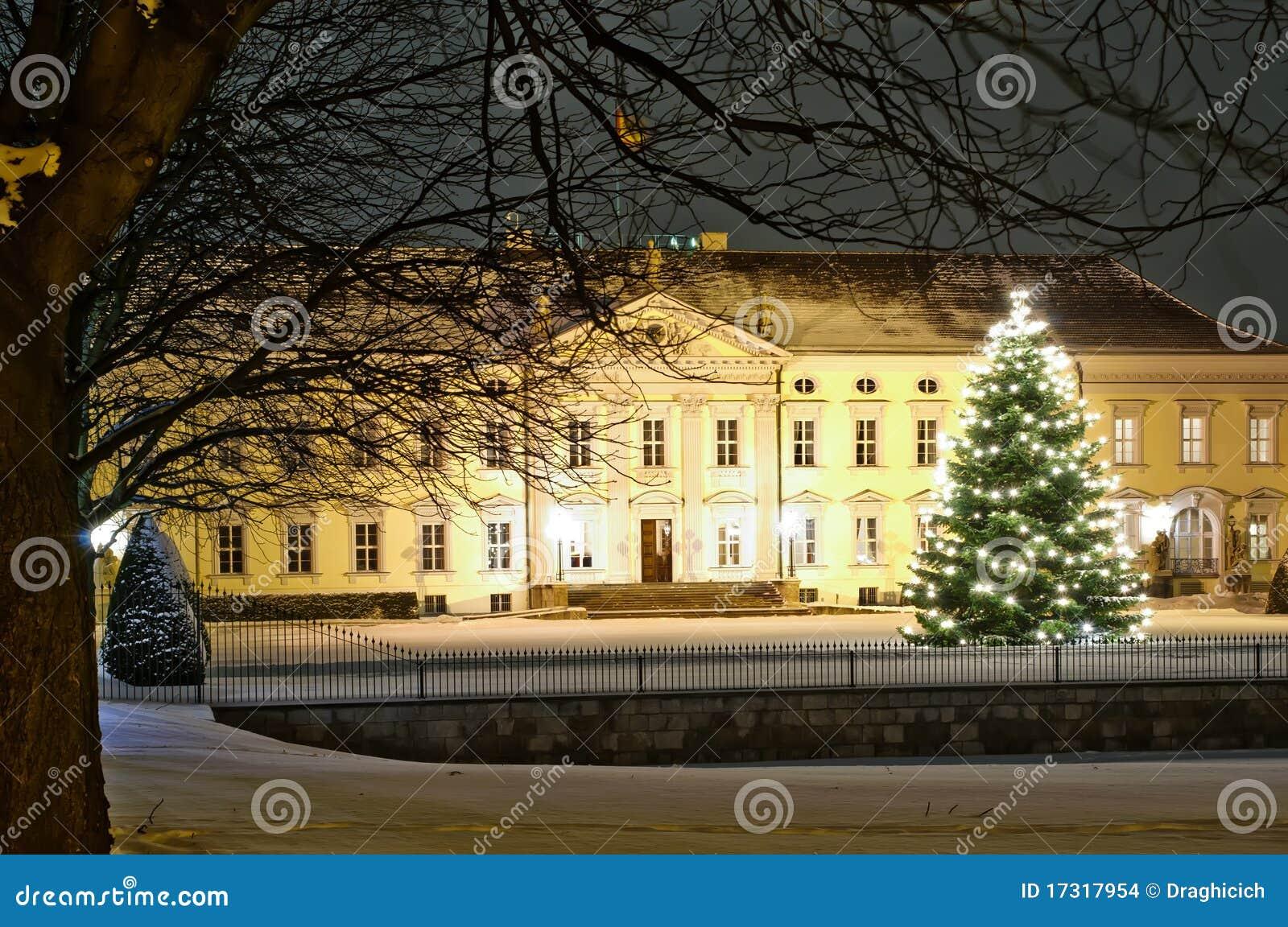 Bellevue palace in berlin