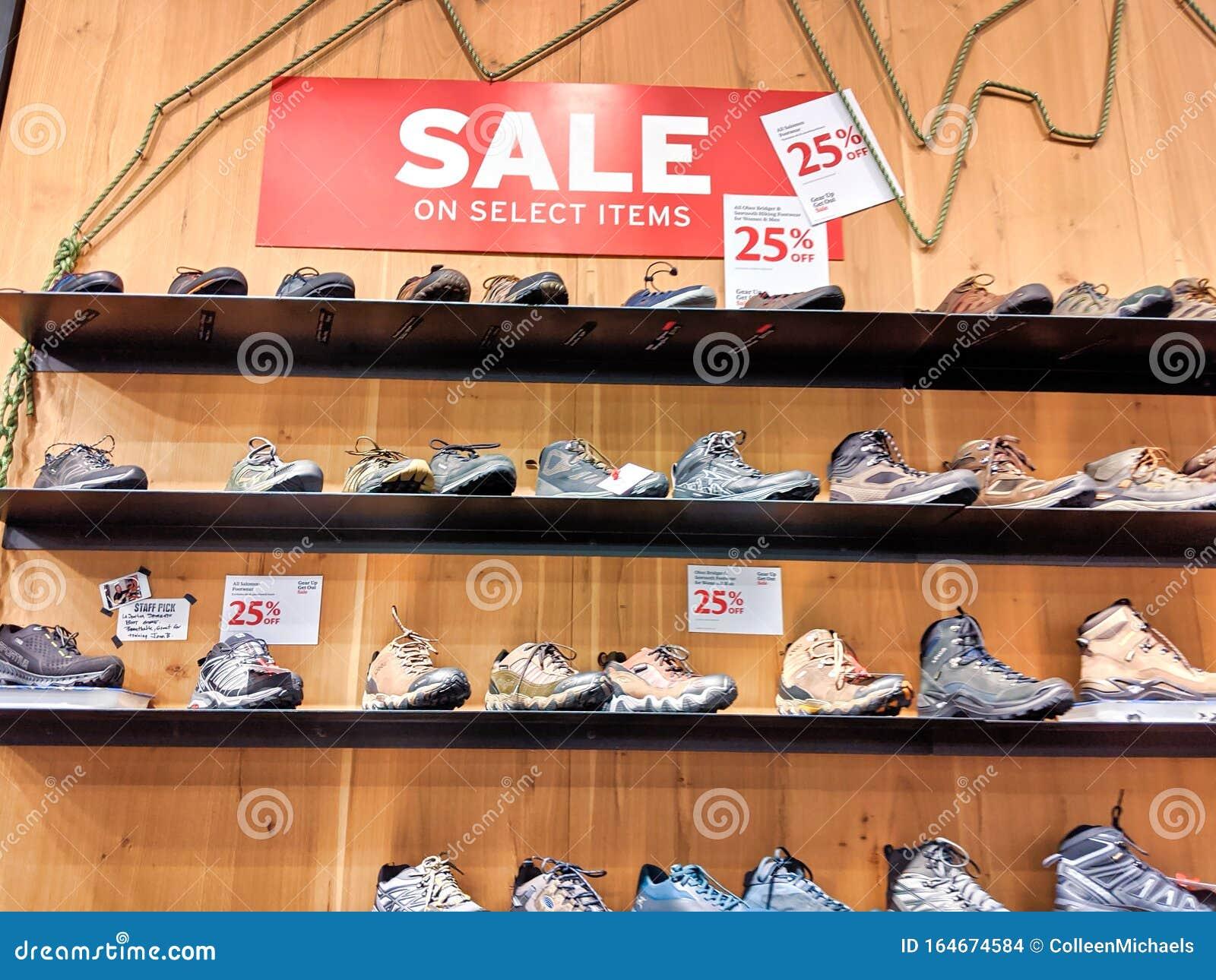 rei hiking shoes sale