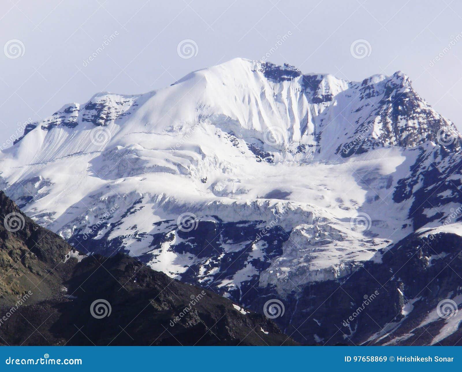 Belleza de Himalaya, la India