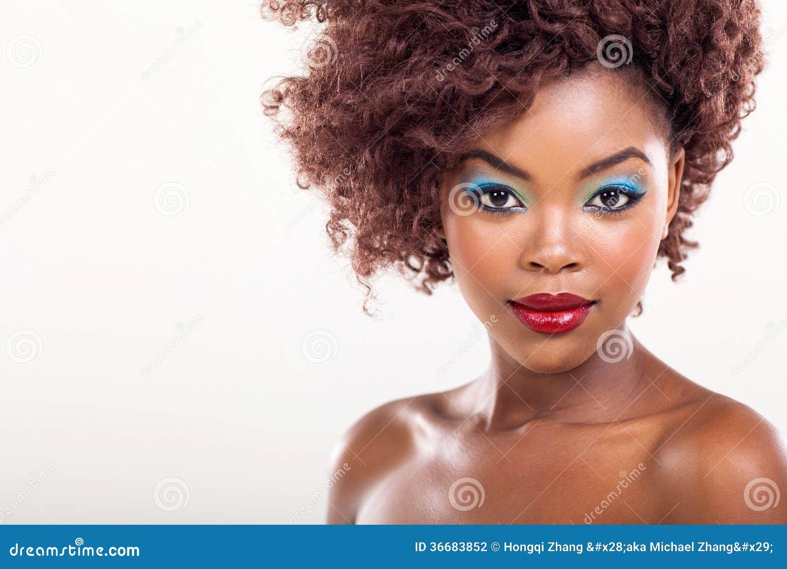 Belleza de la mujer negra