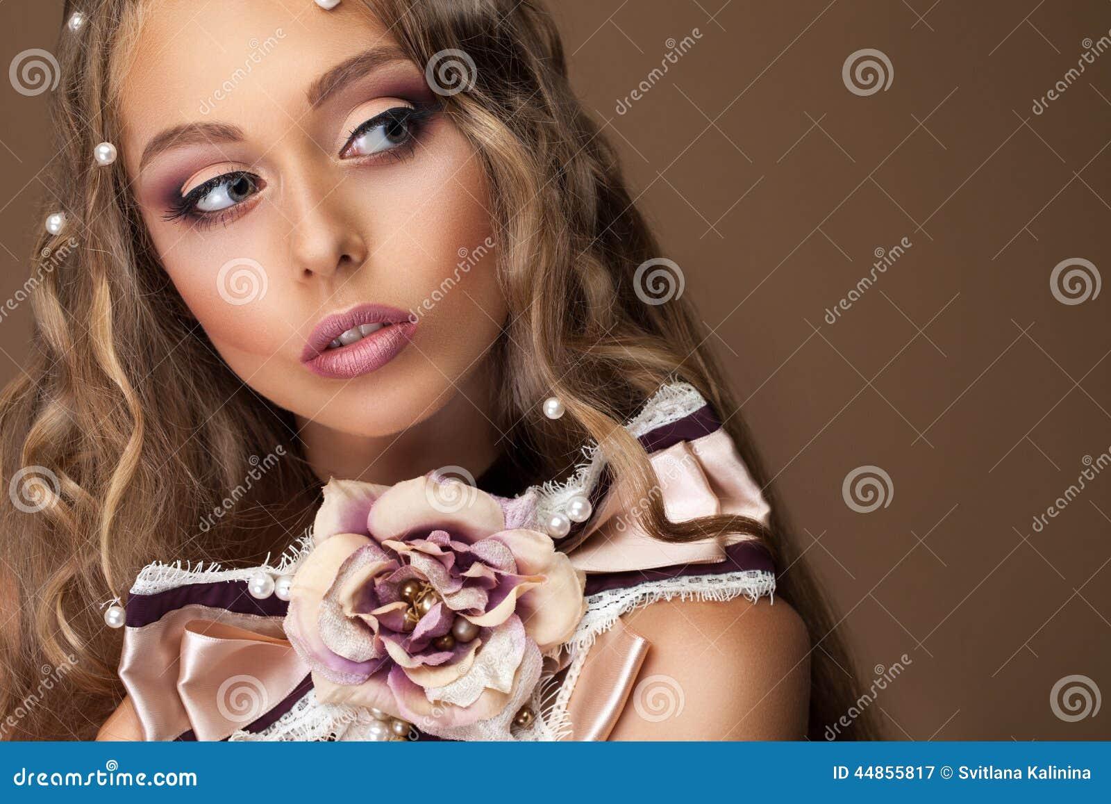 Belleza de la perla de la perla