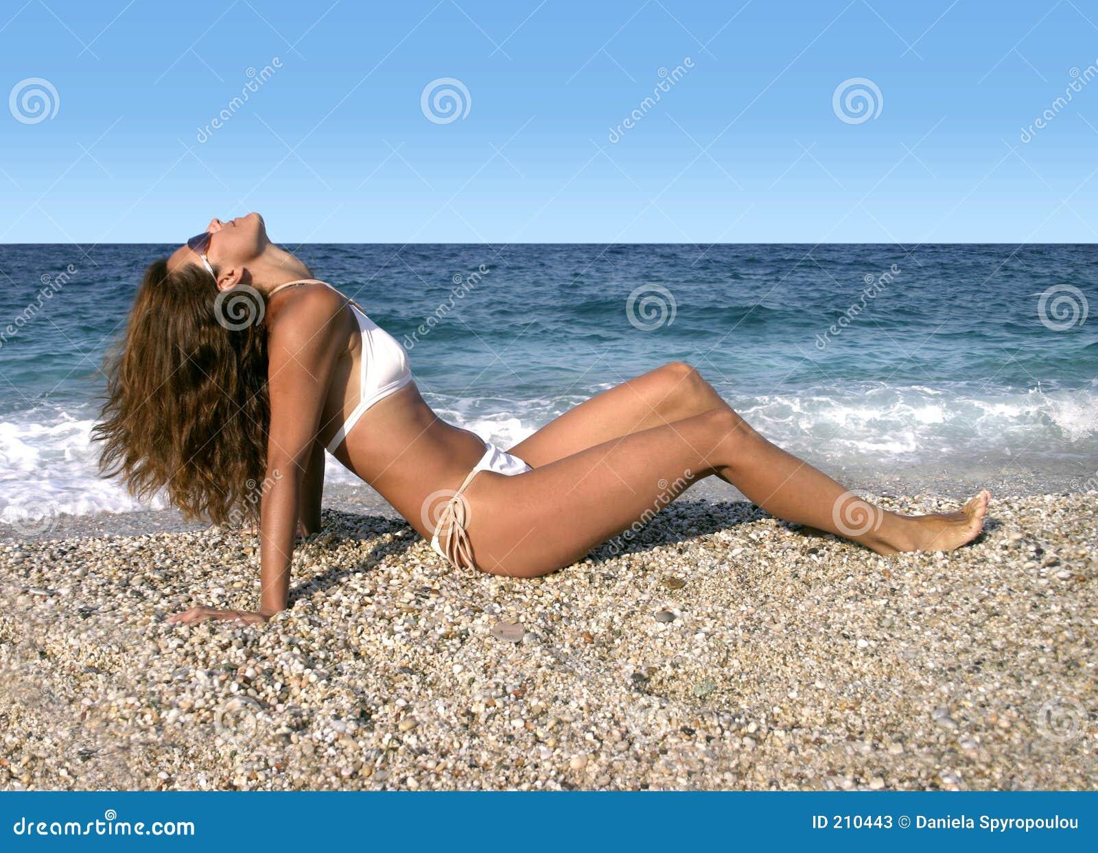 Belleza por el mar