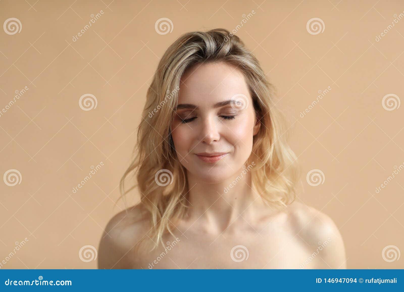 Bellezza femminile in primo piano