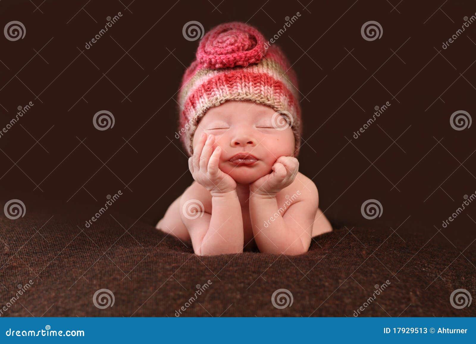 Bello bambino appena nato