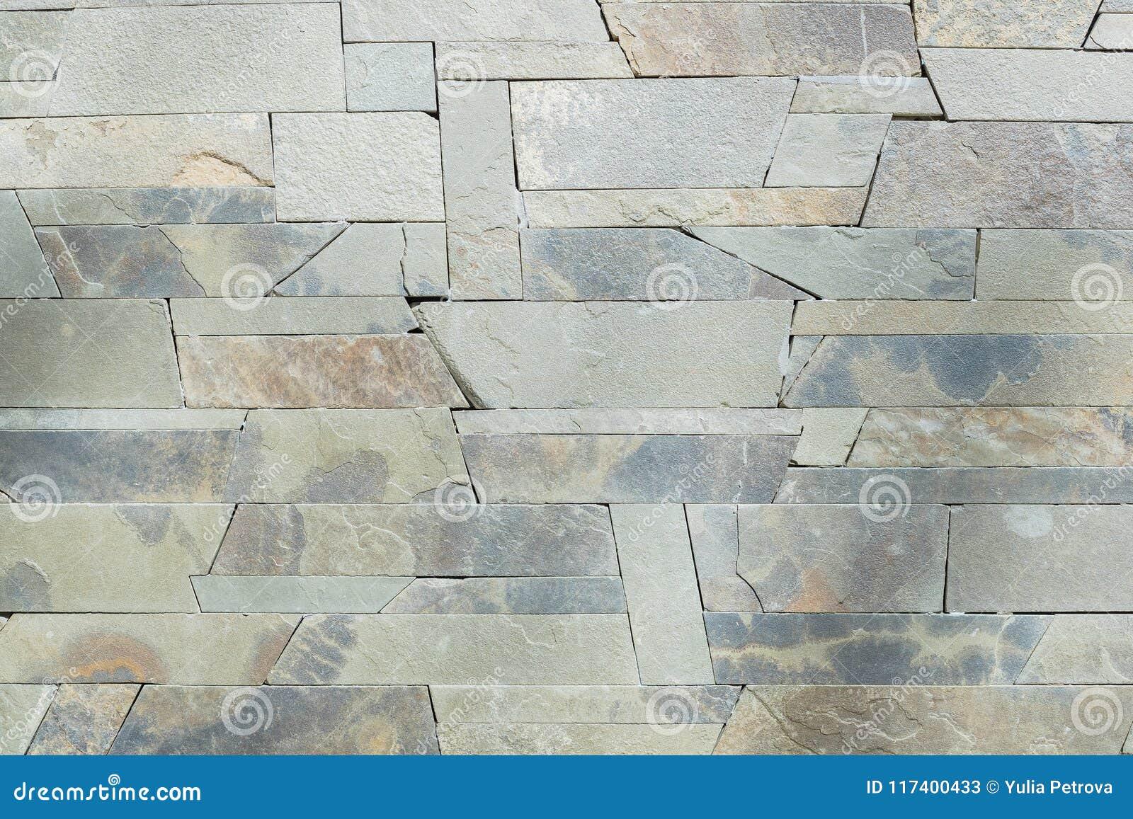 Pietre Bianca Per Interni bello fondo di struttura di colore della parete di