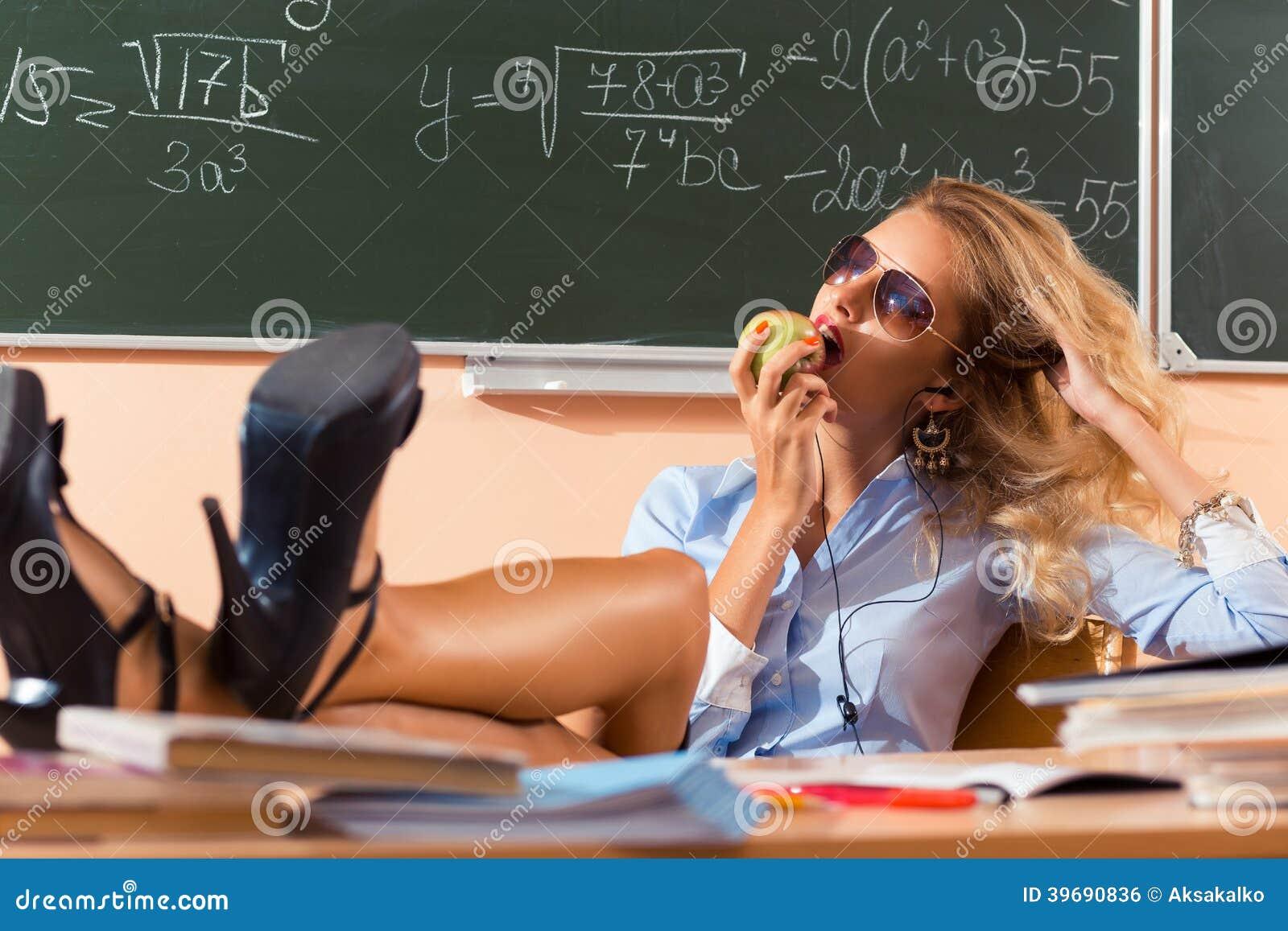 insegnante sexy