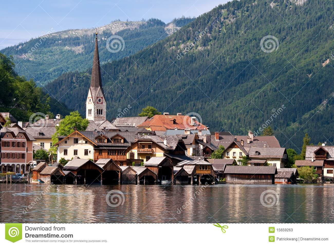 Bello Hallstatt in Austria