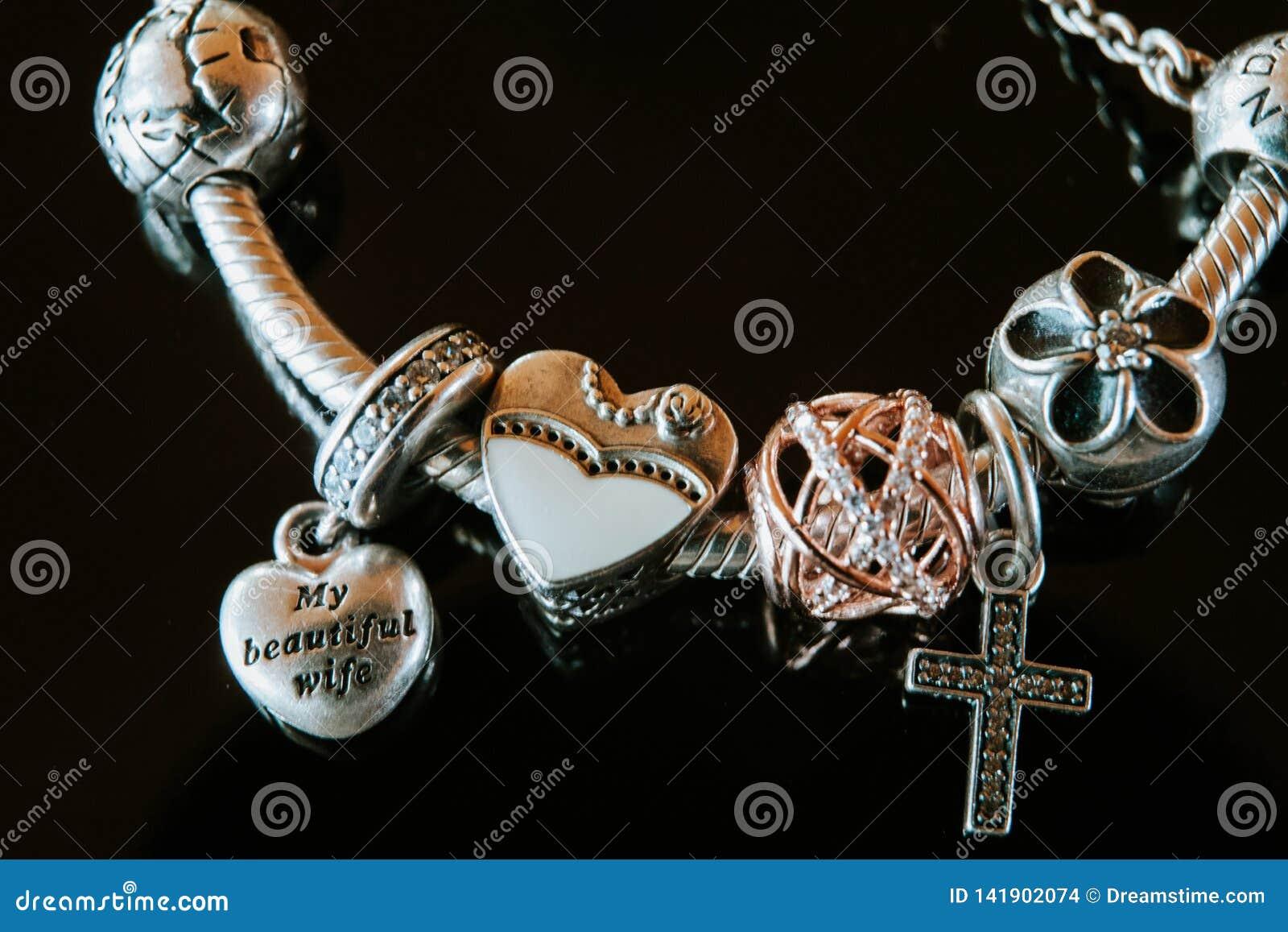 Bello regalo di nozze femminile del braccialetto