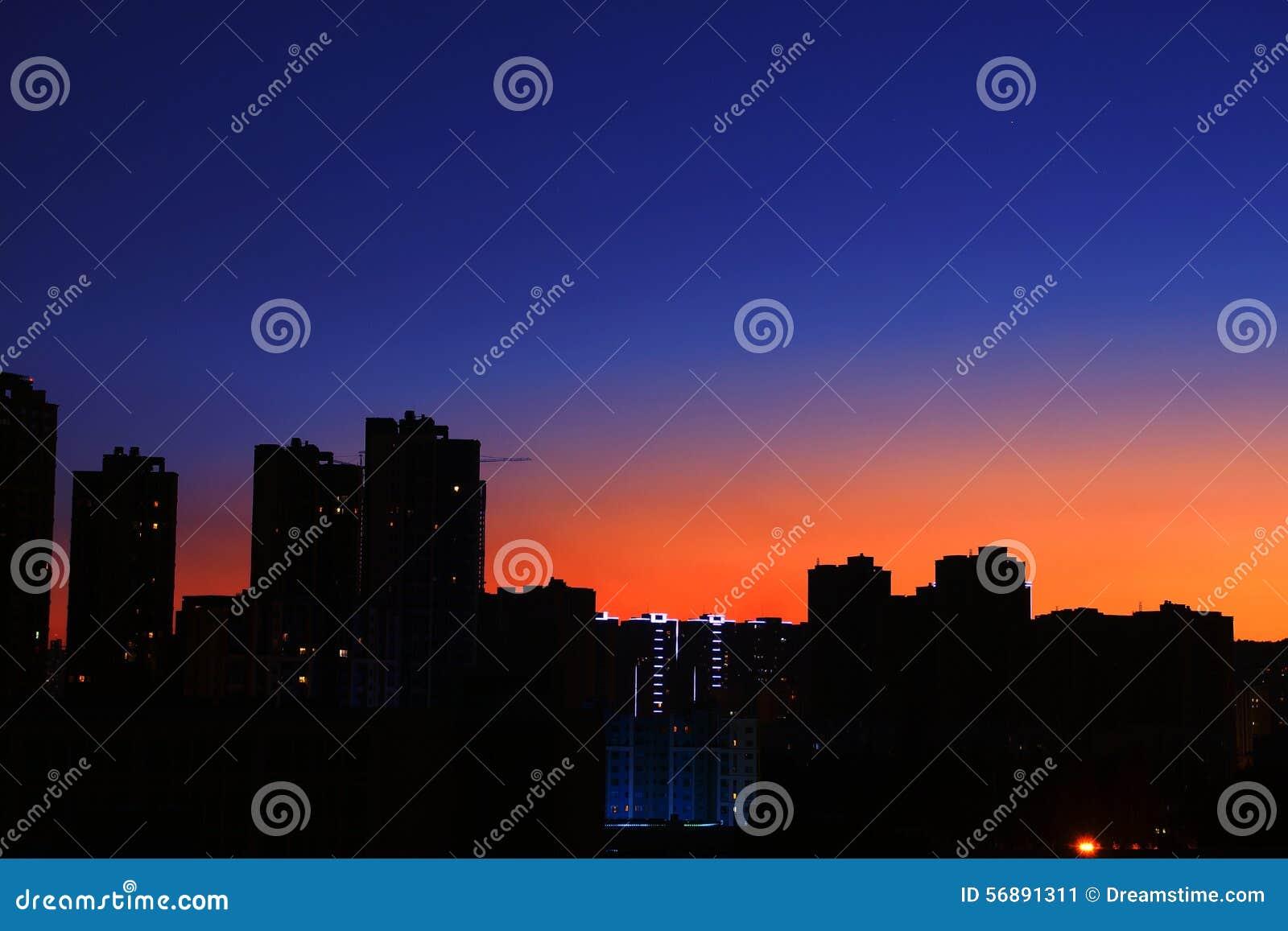 Bello tramonto