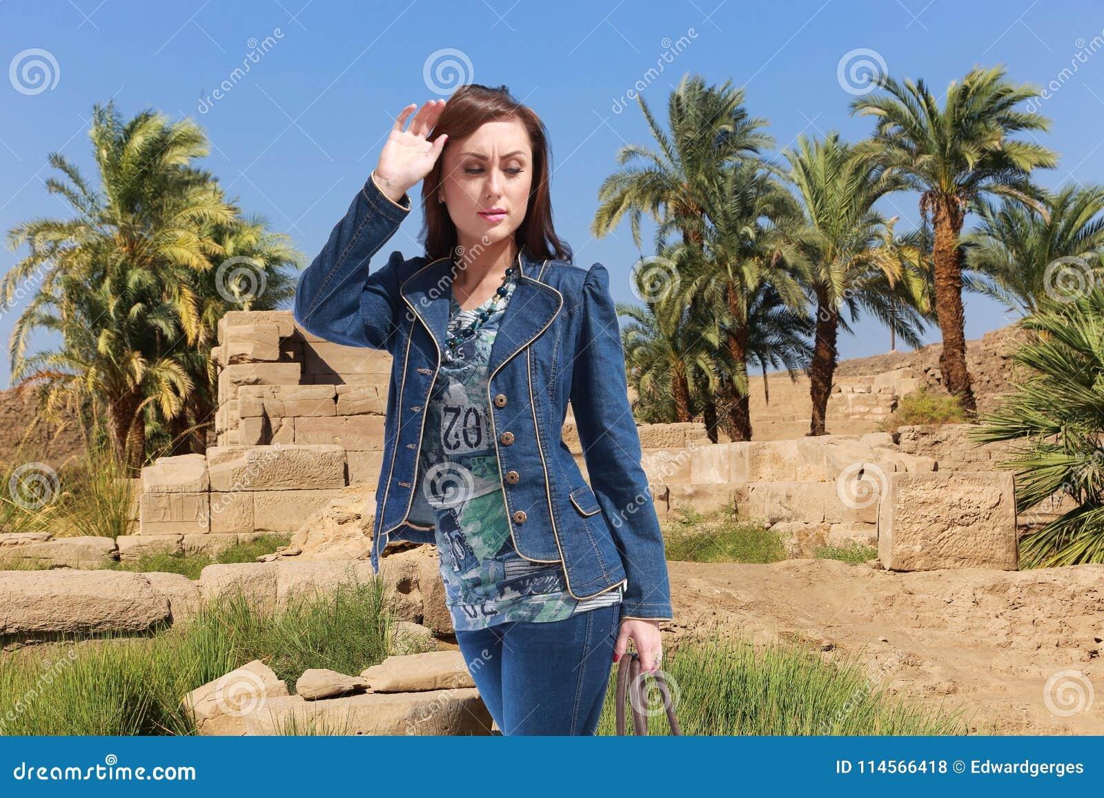 Bello viaggiatore - Egitto