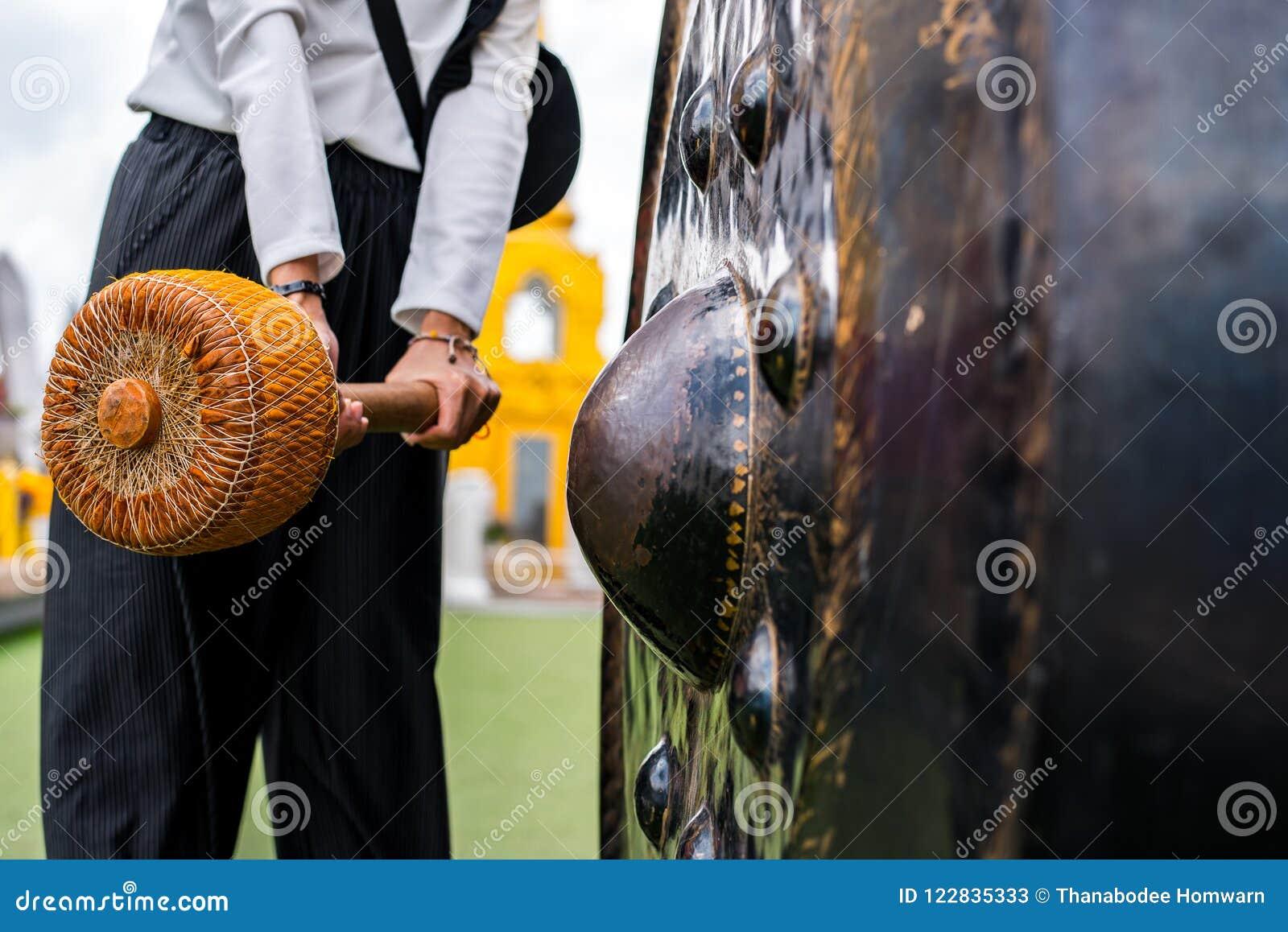 Bells dans de grands temples sont pour la dévotion