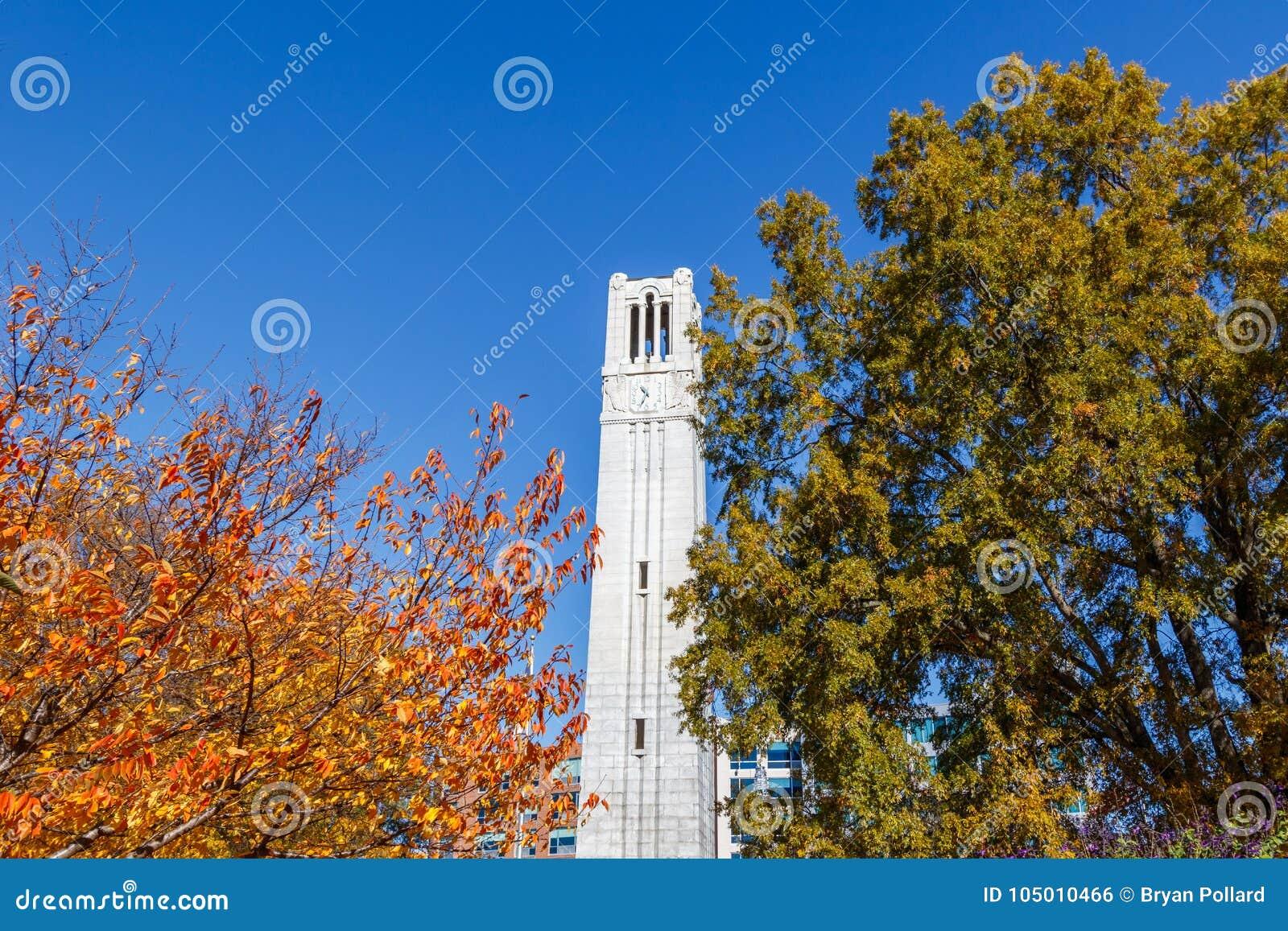 Belltower commémoratif à l université de l Etat d OR
