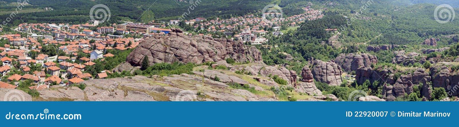 Belogradchikbulgaria town