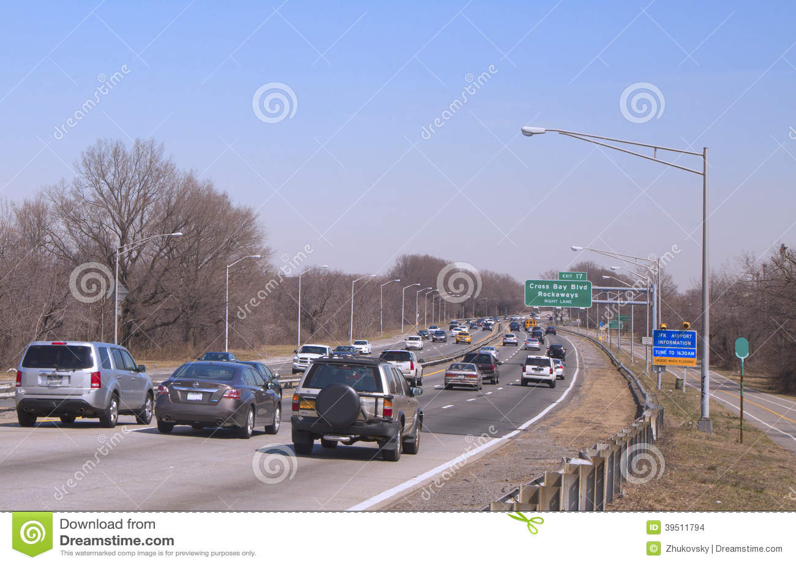 Belt Parkway in Brooklyn