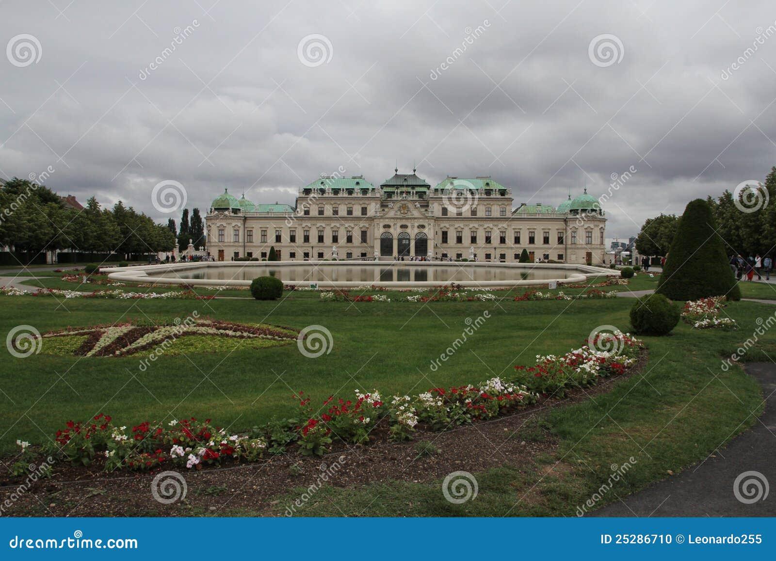 Belvédère à Vienne