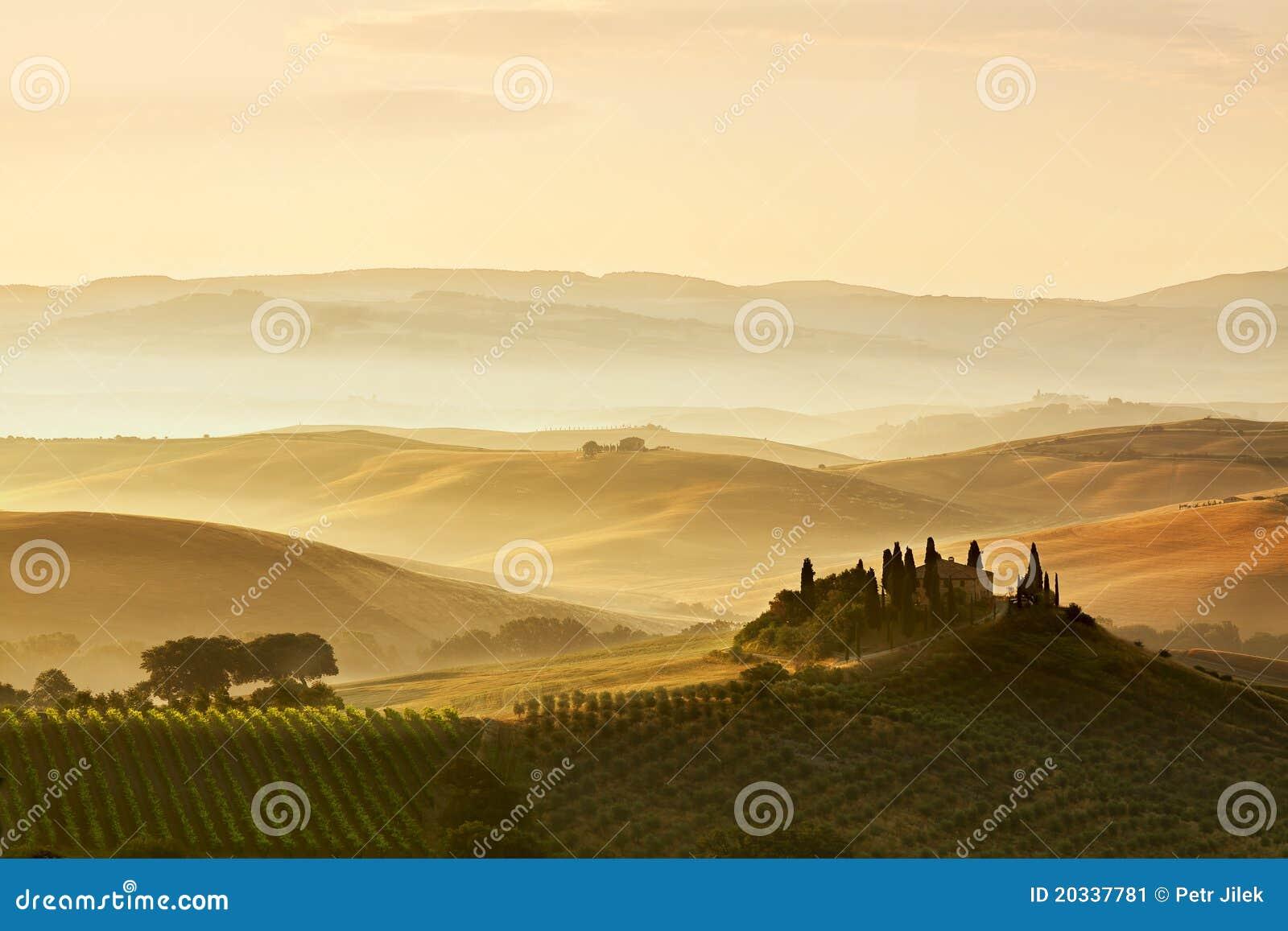 Belvedere van Toscanië