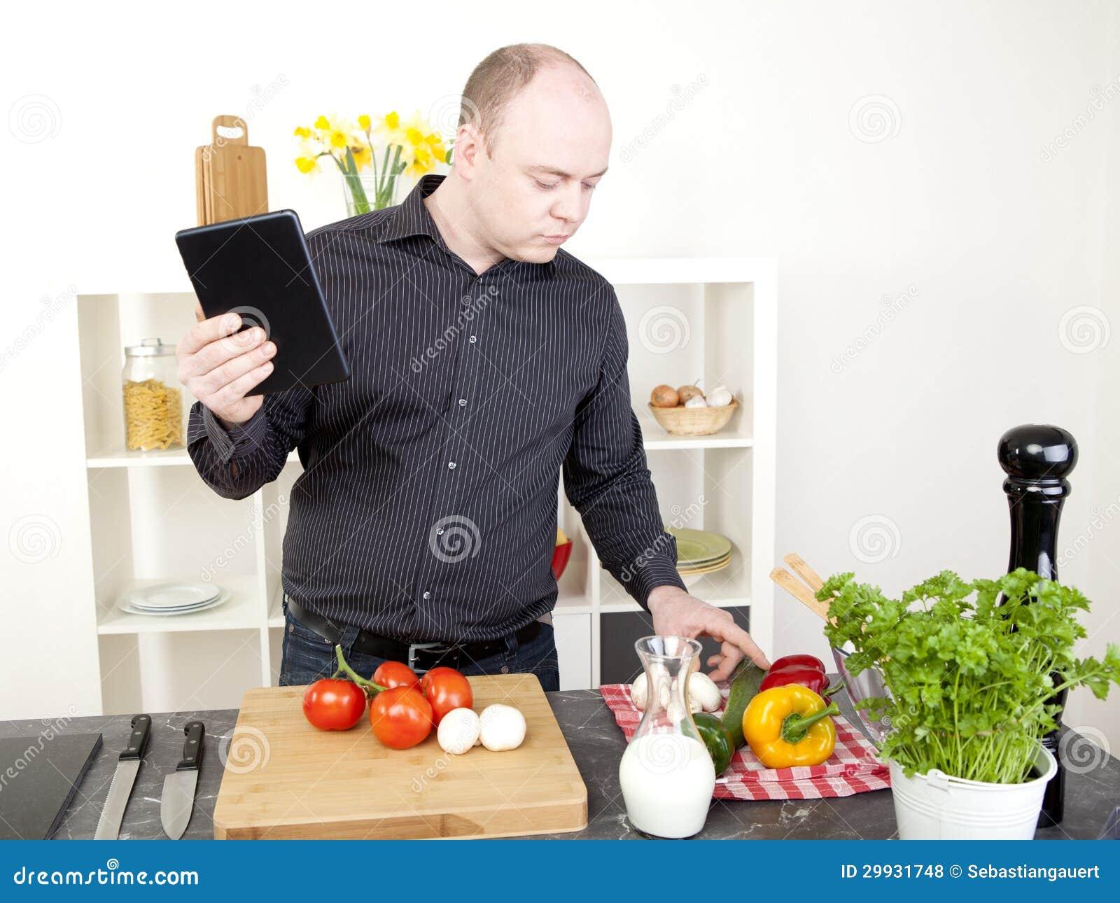 Bemanna matlagning i kök