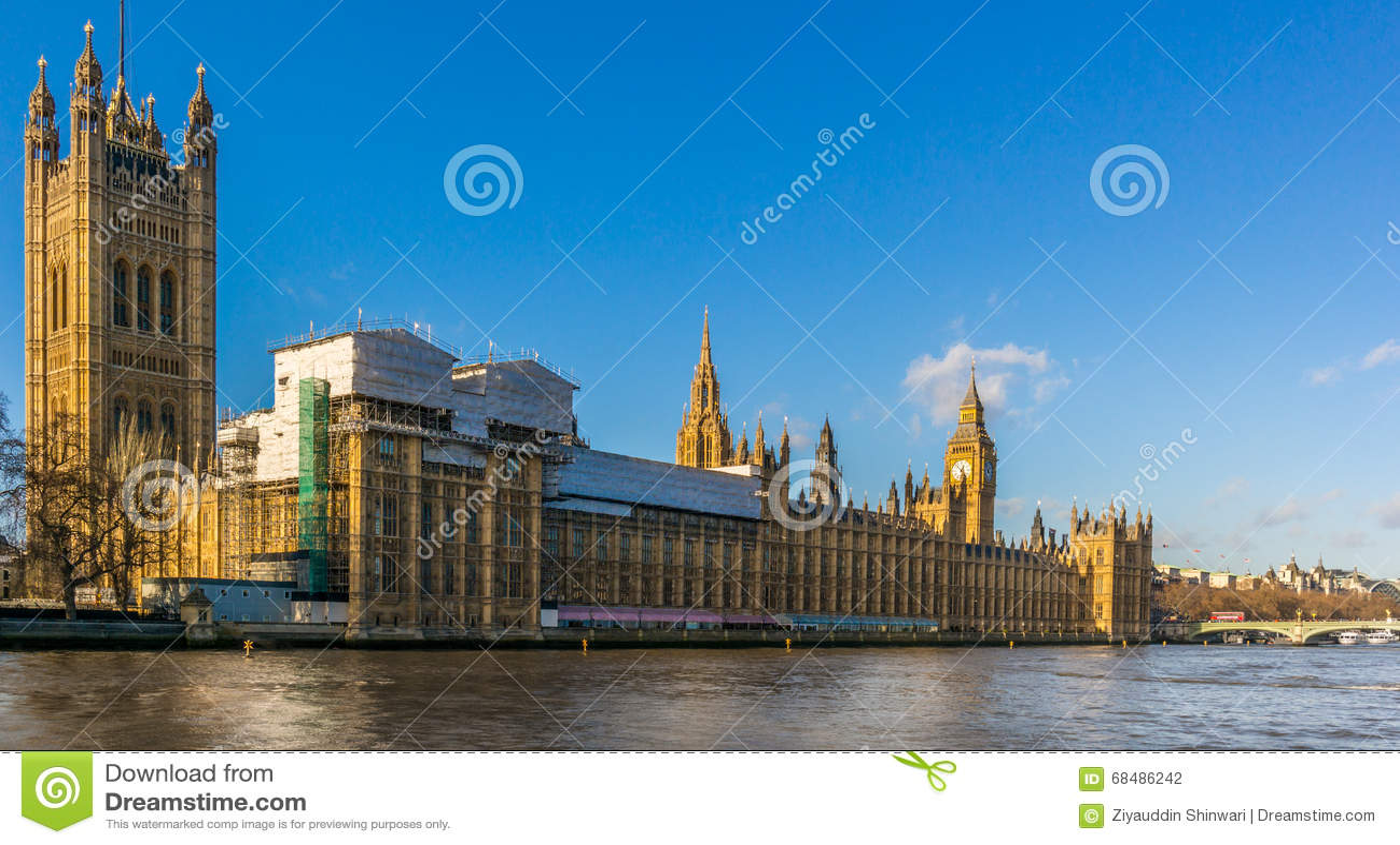 Ben το μεγάλο Κοινοβούλι&omicro