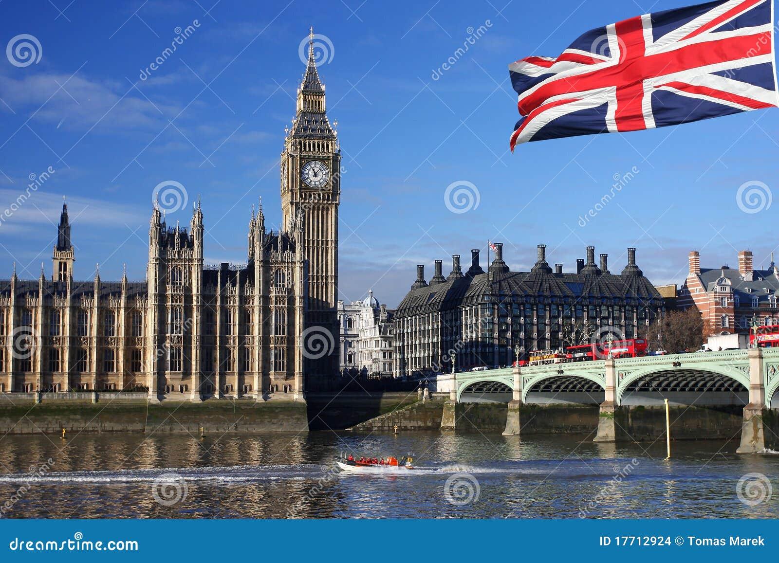 Ben большой london Великобритания