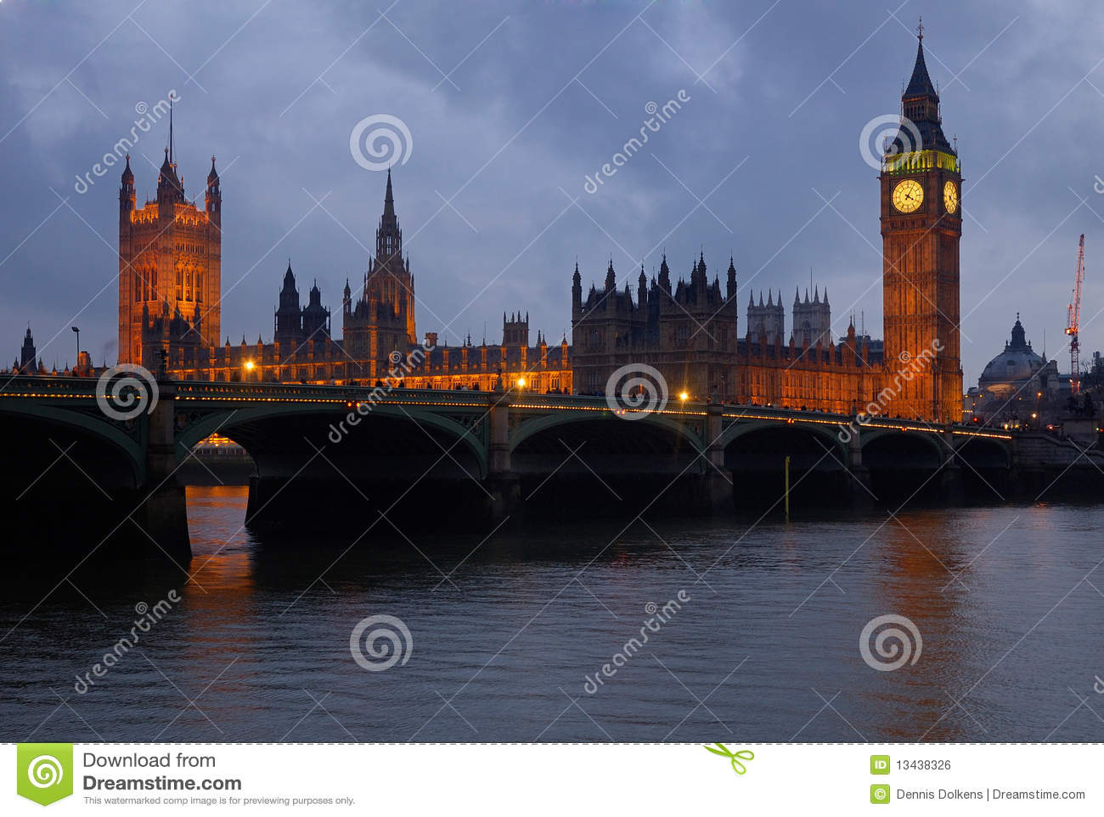 Ben большой london