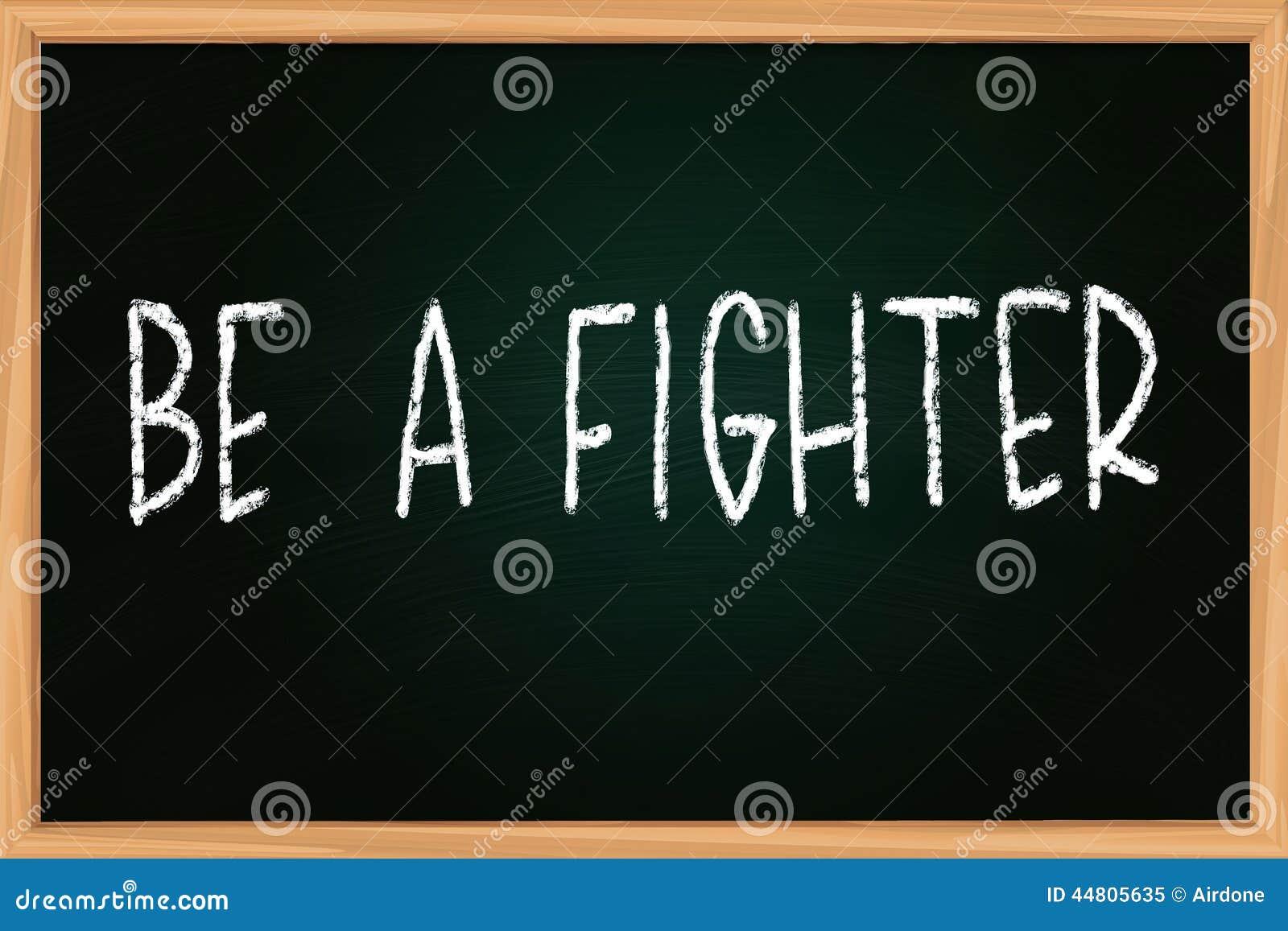 Ben een Vechter